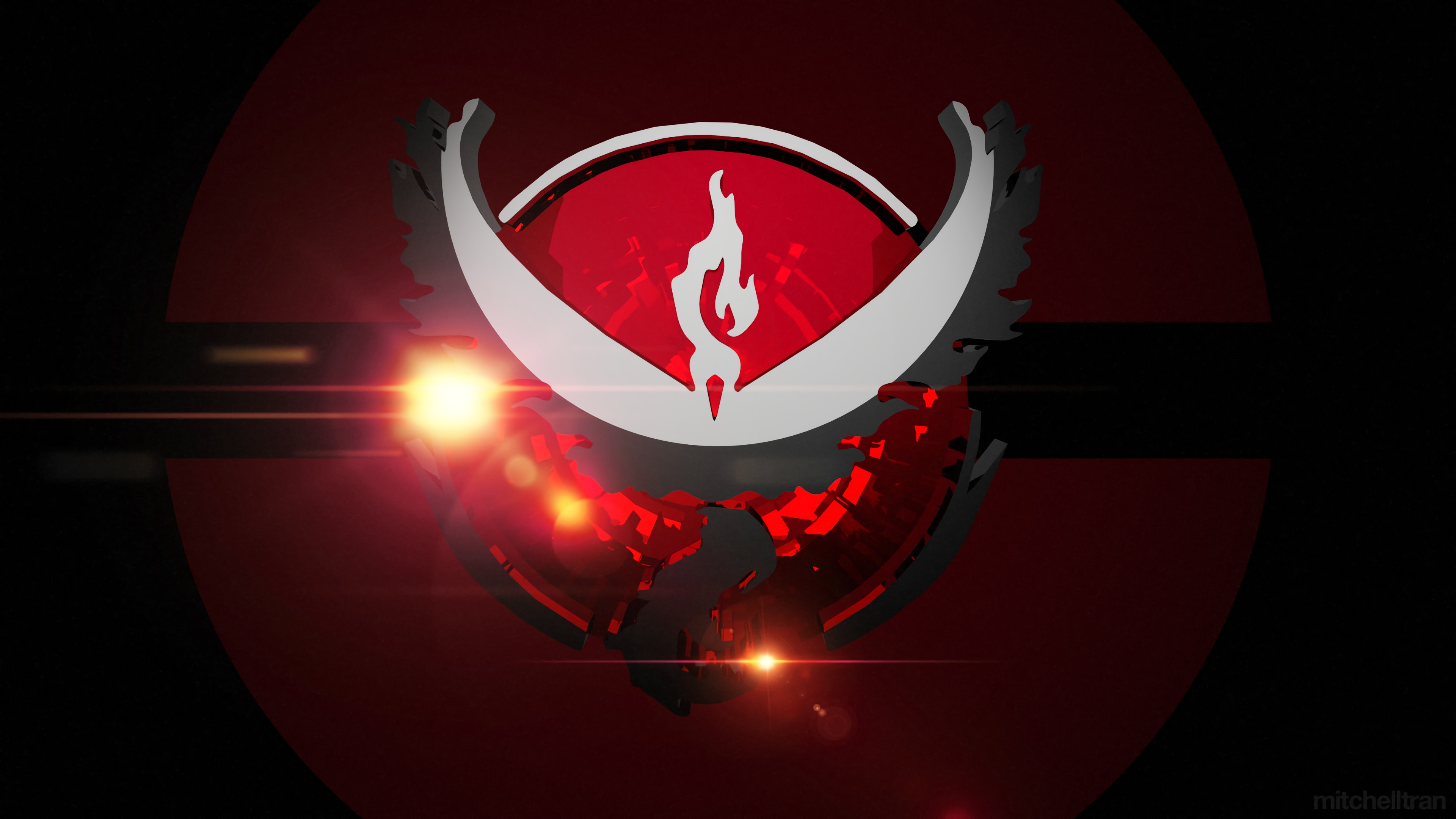 Team Valor Pokemon Go Logo Wallpaper