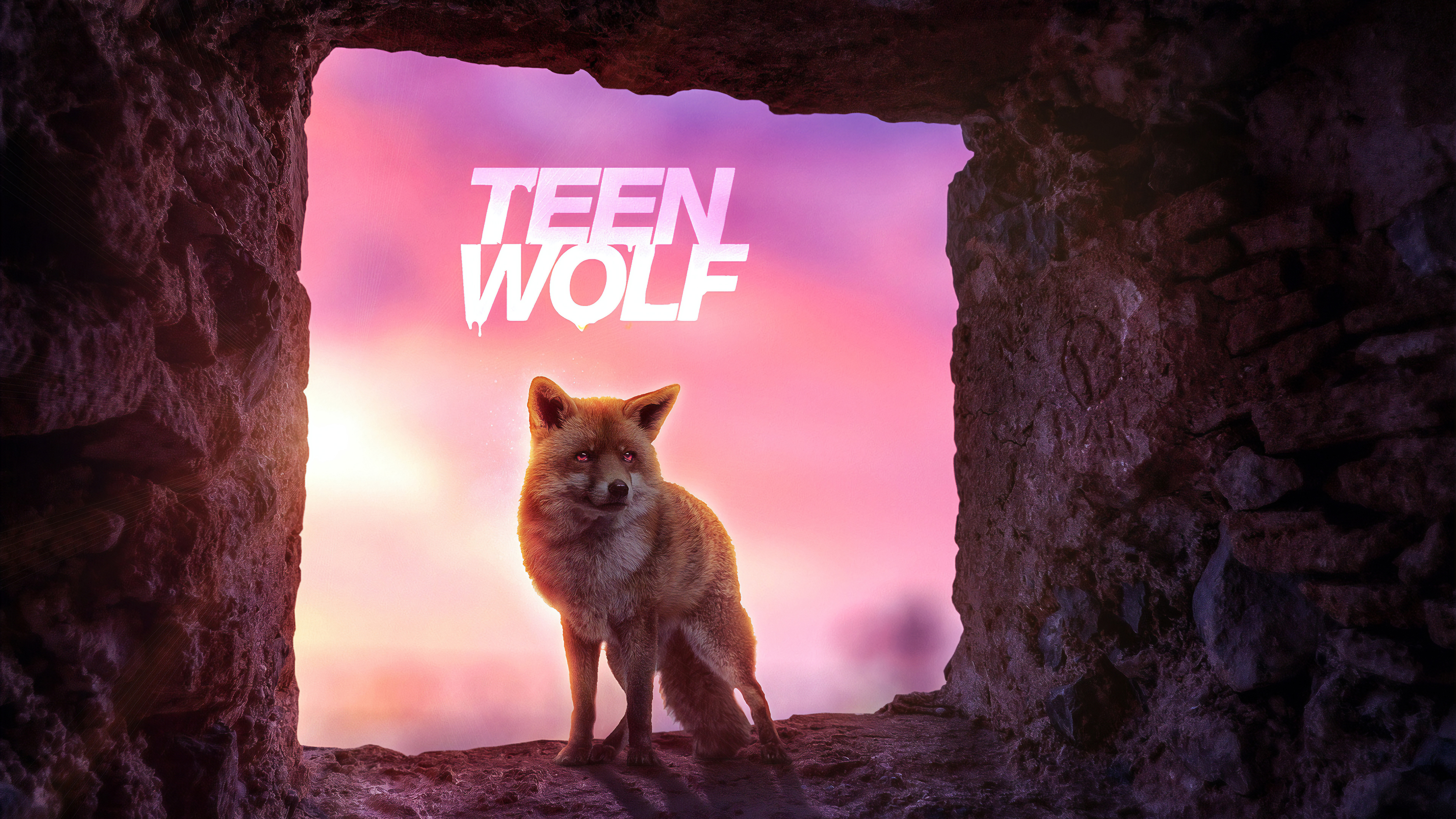 Teen Wolf Hd Tv Shows 4k Wallpapers Images Backgrounds