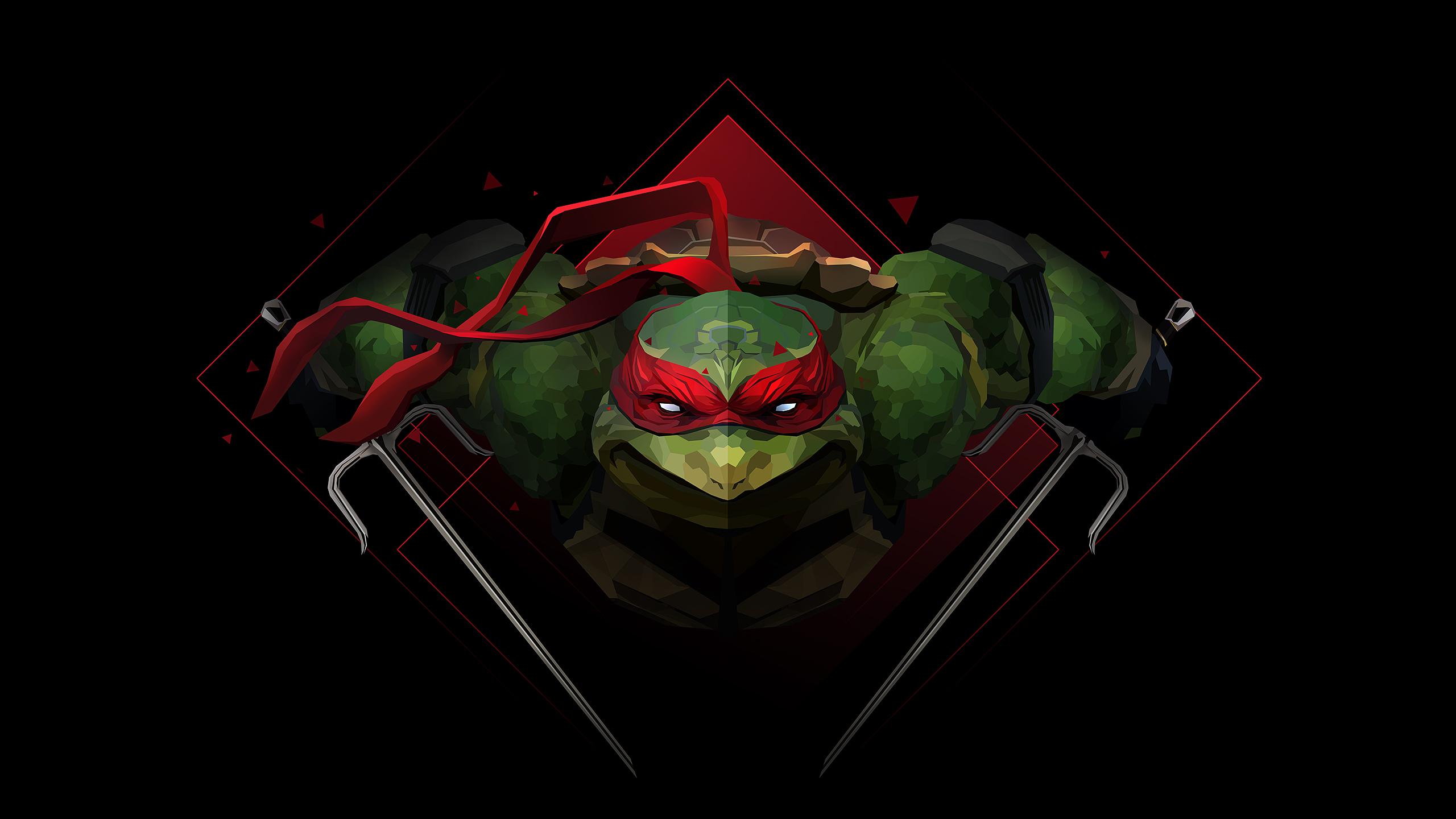Teenage Mutant Ninja Turtles Minimalism, HD Artist, 4k ...