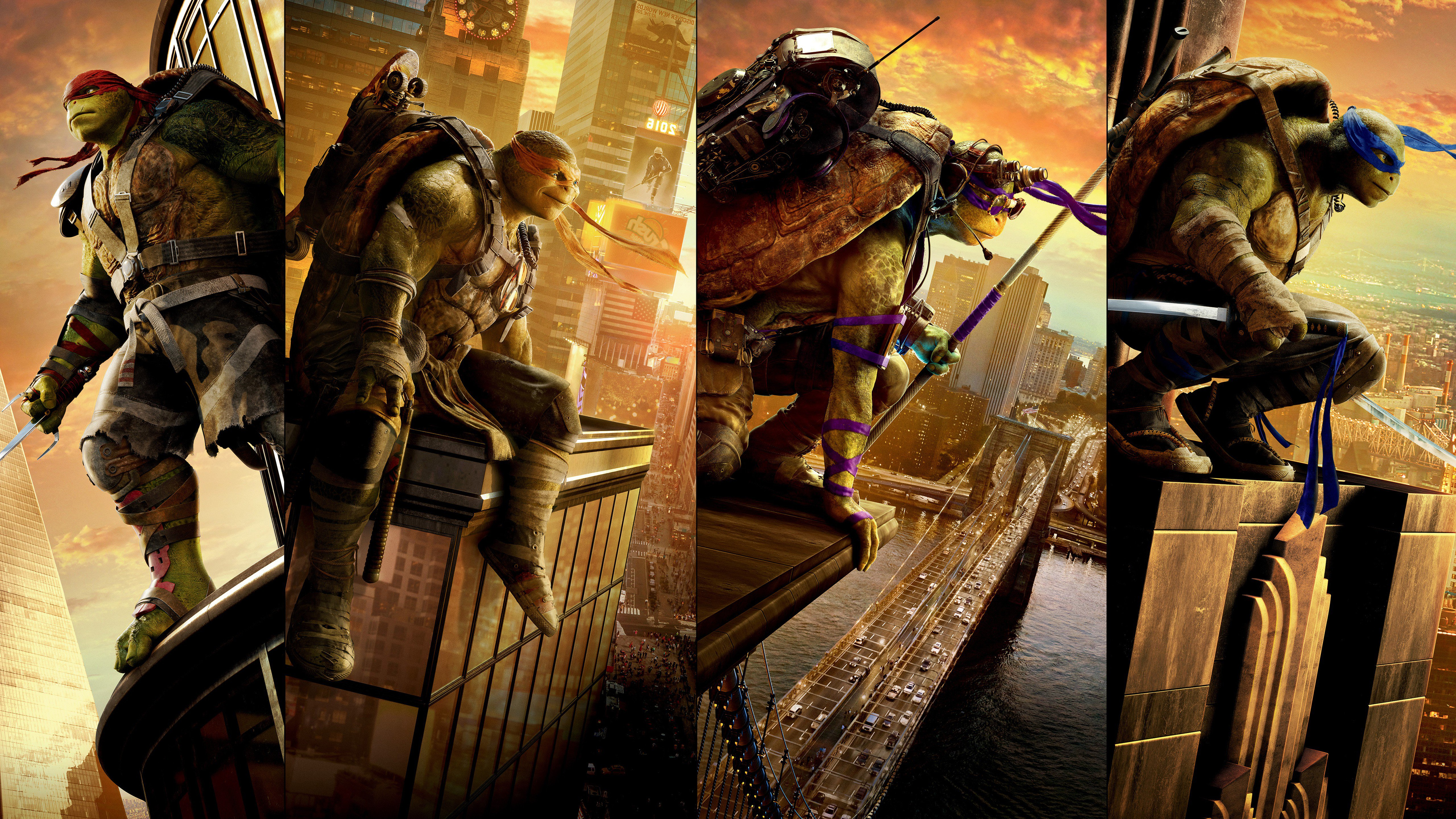 teenage mutant ninja turtles movie image hd movies 4k