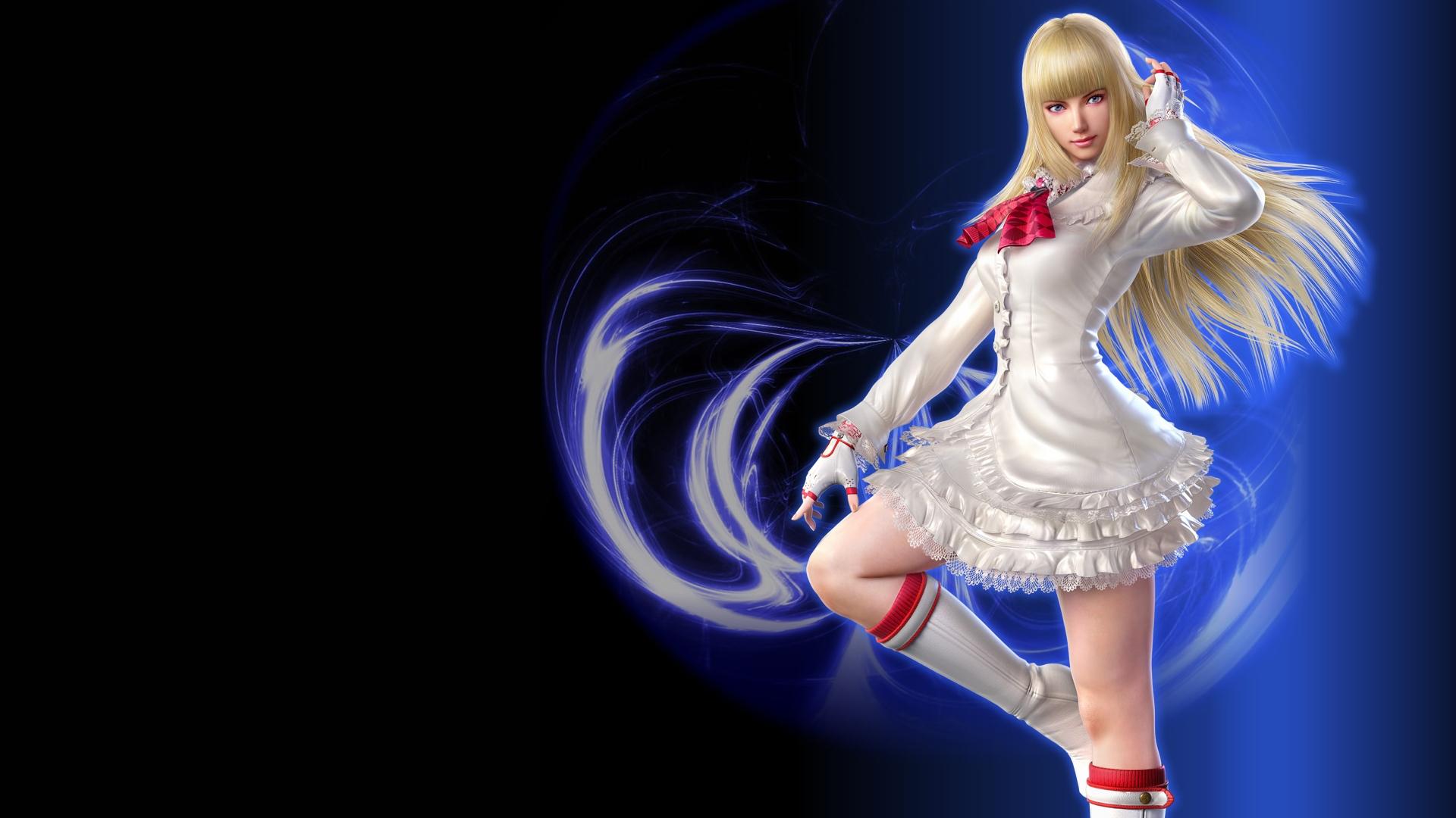 Tekken 7 Girl 540x960 Resolution