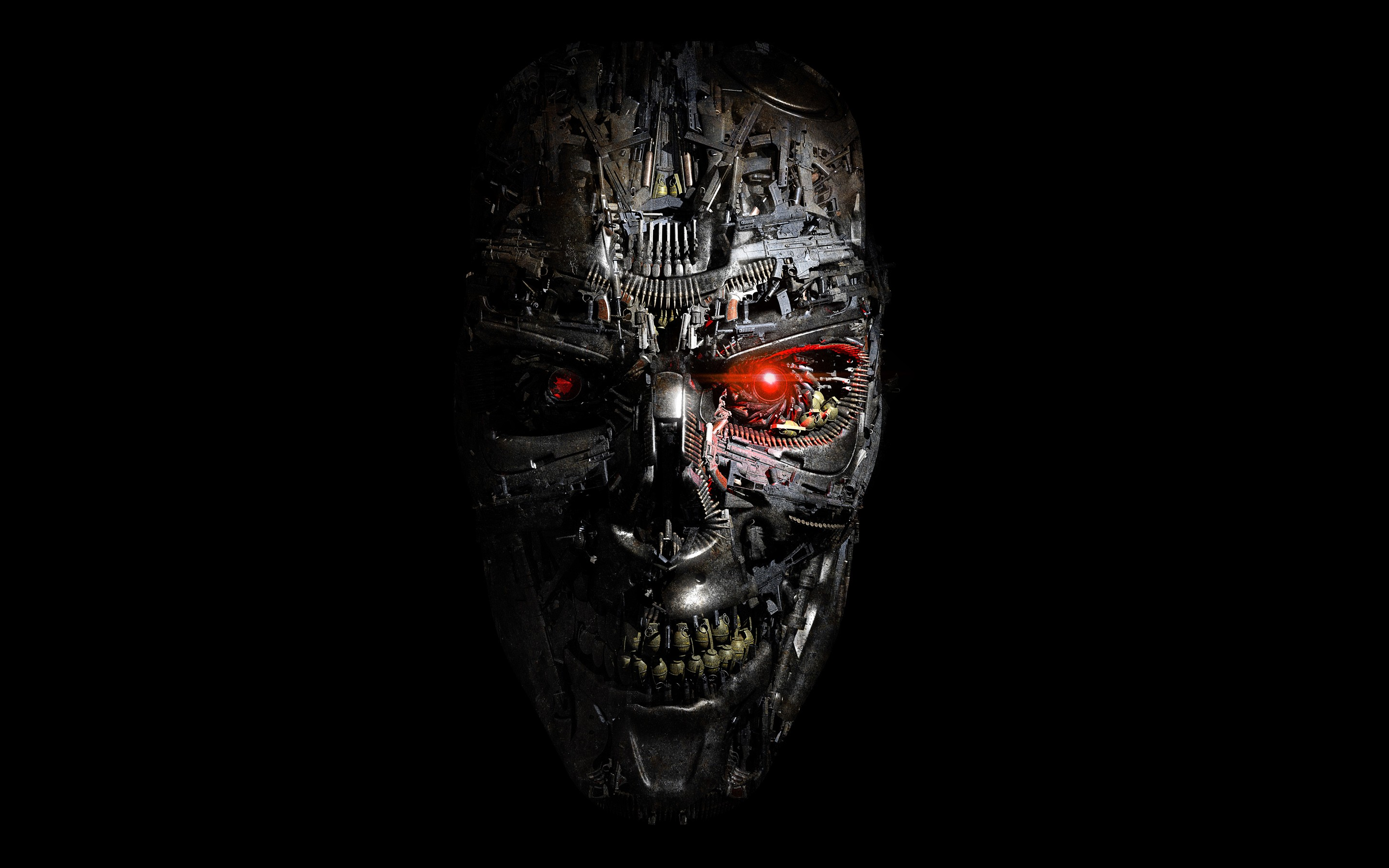 Terminator Genisys Robot HD Movies 4k Wallpapers Images