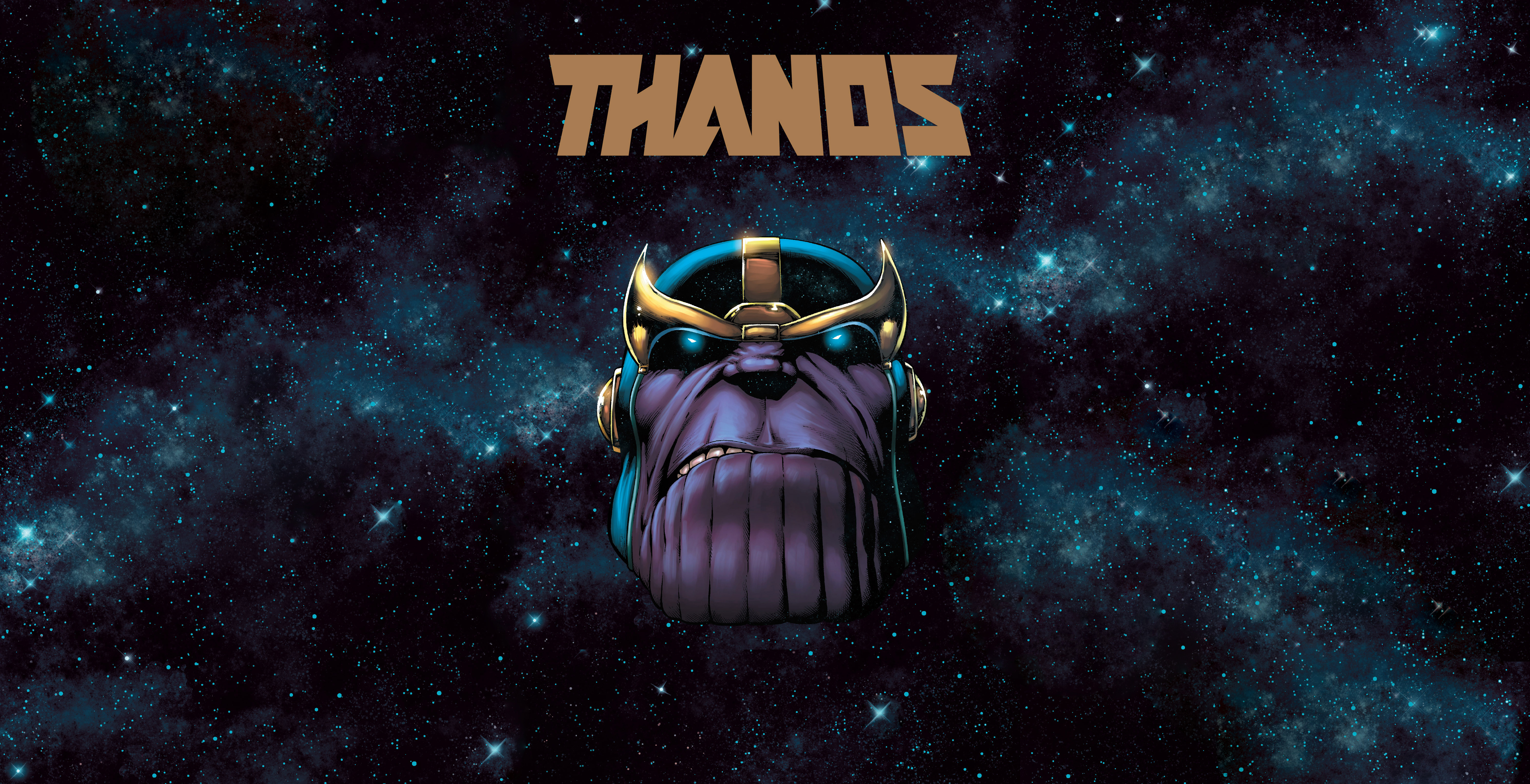 Thanos Hd Wallpaper: Thanos 5k, HD Superheroes, 4k Wallpapers, Images