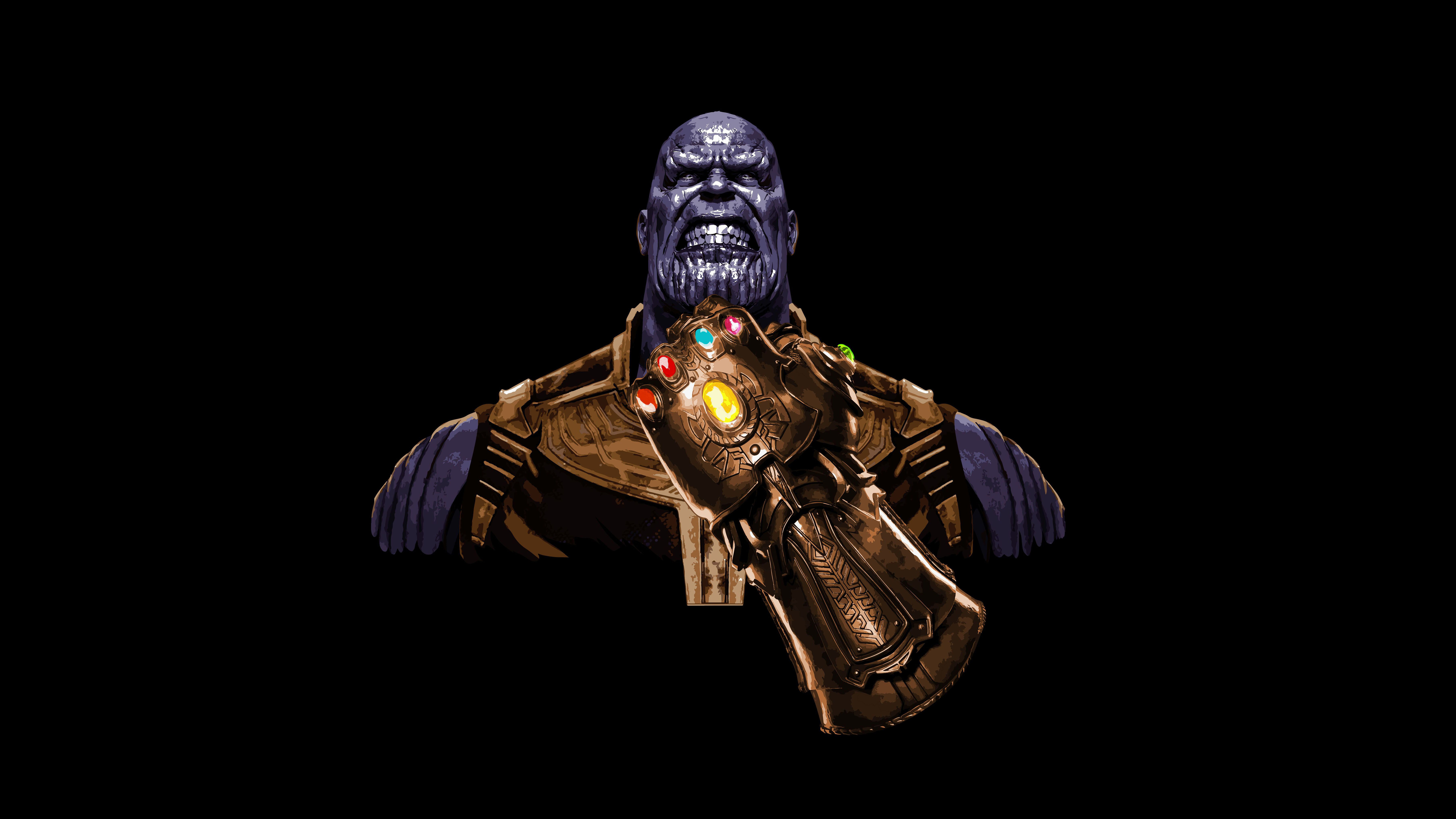 Thanos Hd Wallpaper: 3840x2160 Thanos 8k 4k HD 4k Wallpapers, Images