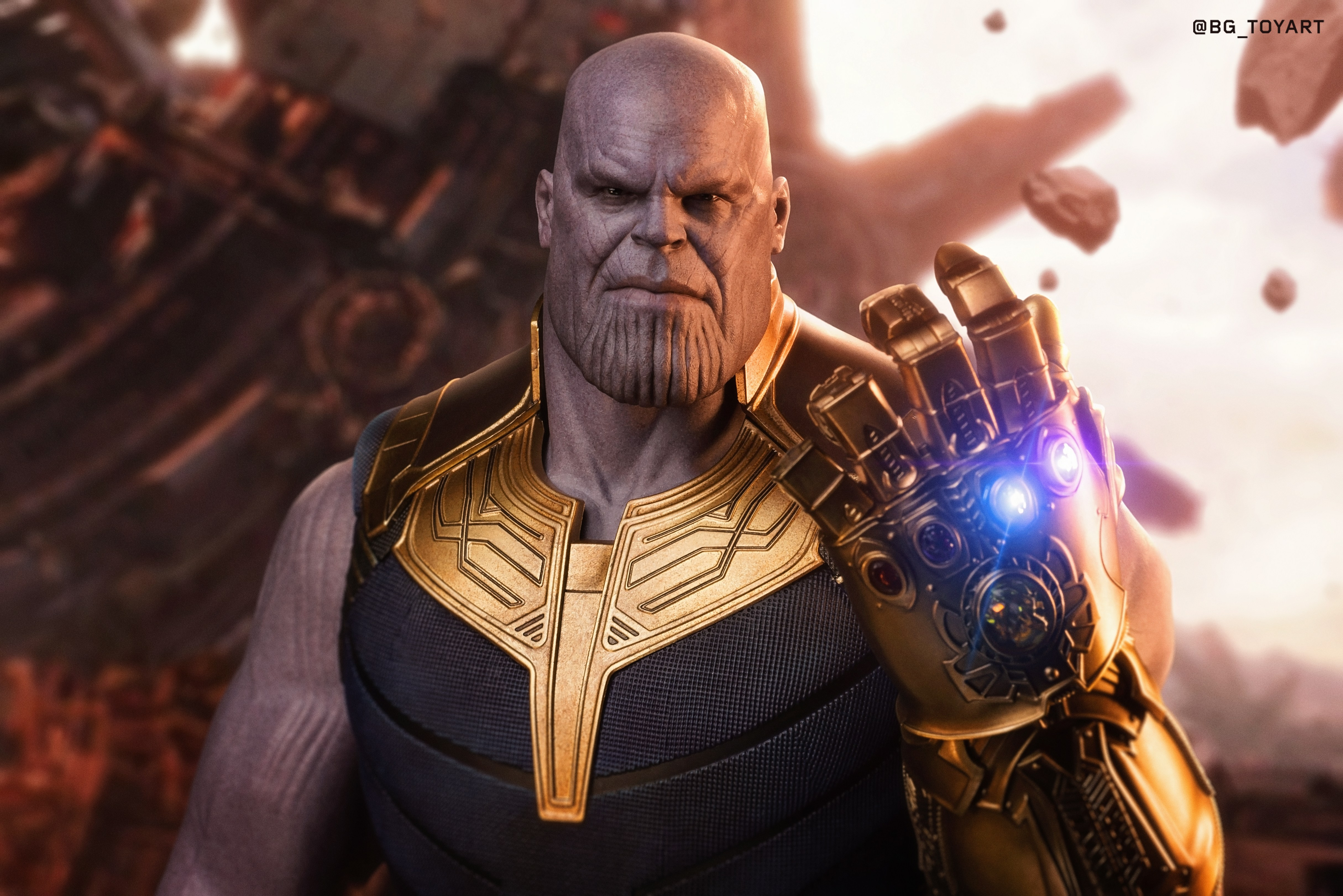 Thanos Avengers Infinity 4k Hd Movies 4k Wallpapers