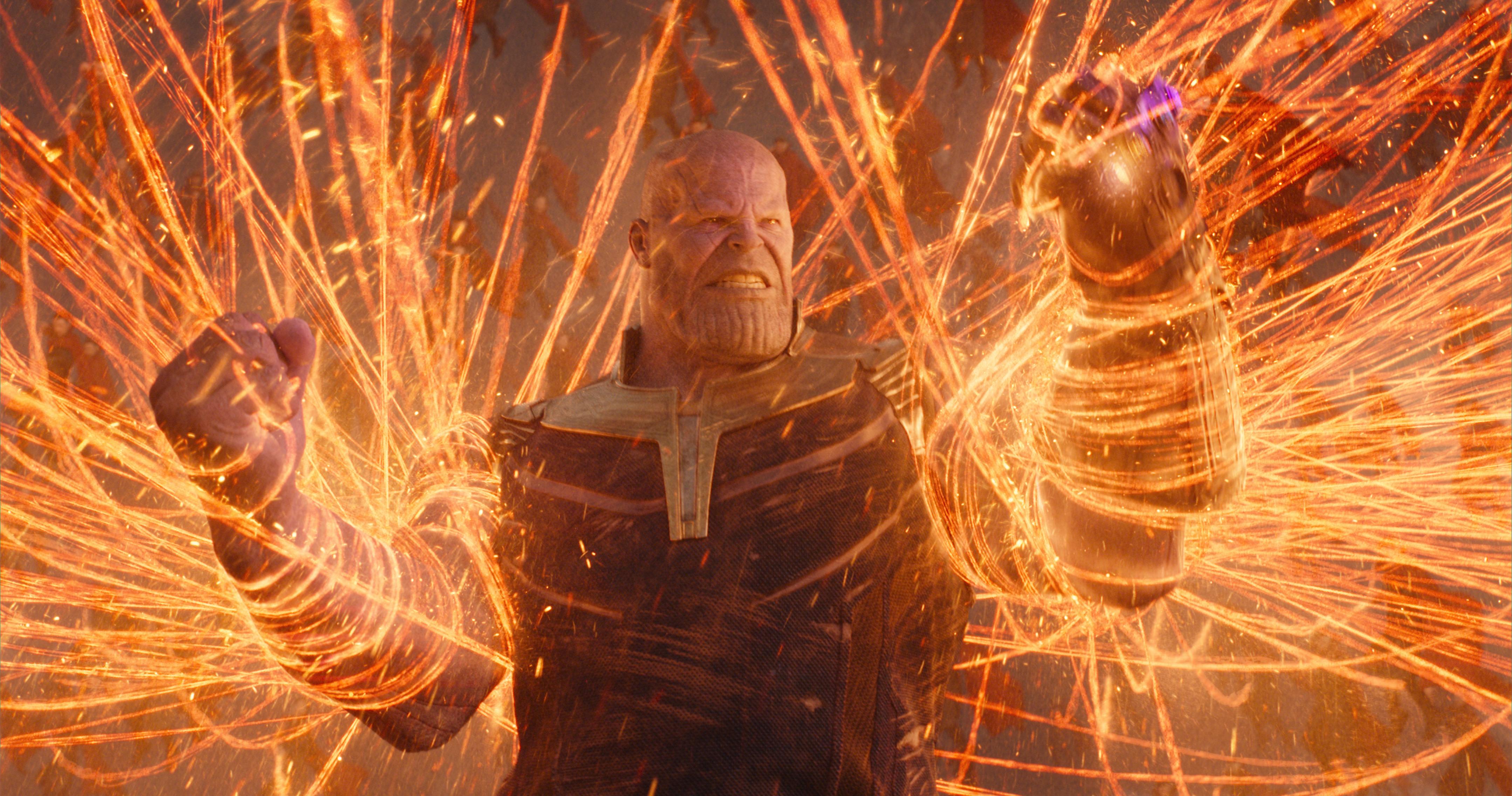 Wallpaper Thanos Avengers Infinity War Artwork Hd: 1920x1080 Thanos Avengers Infinity War Movie Laptop Full