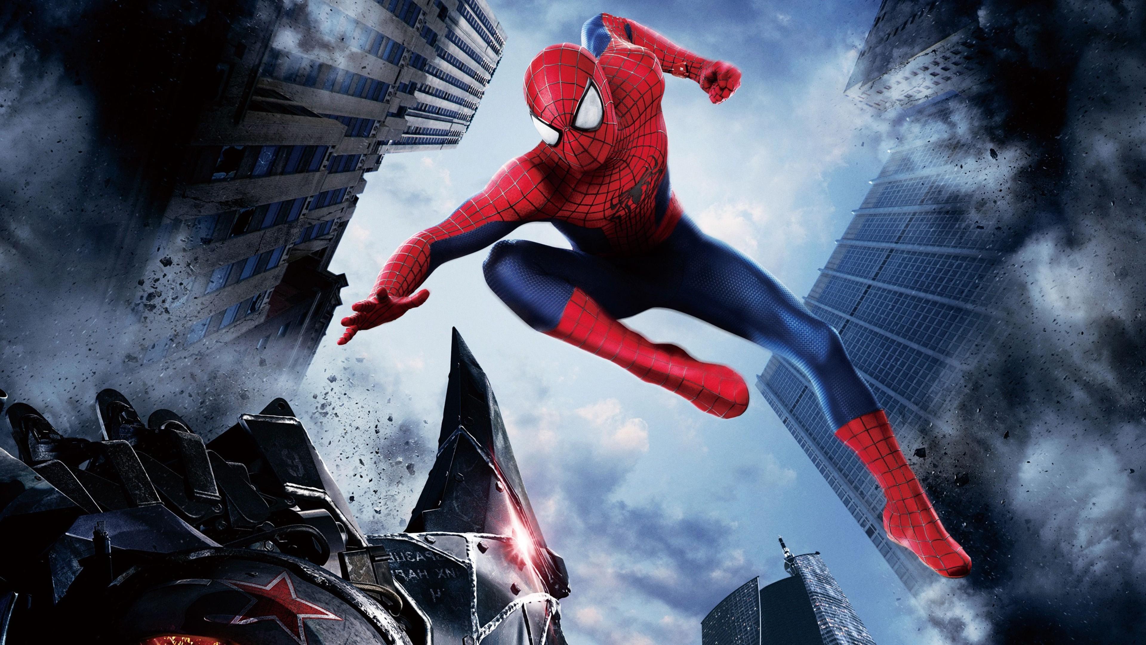 2048x1152 the amazing spider man 2048x1152 resolution hd 4k