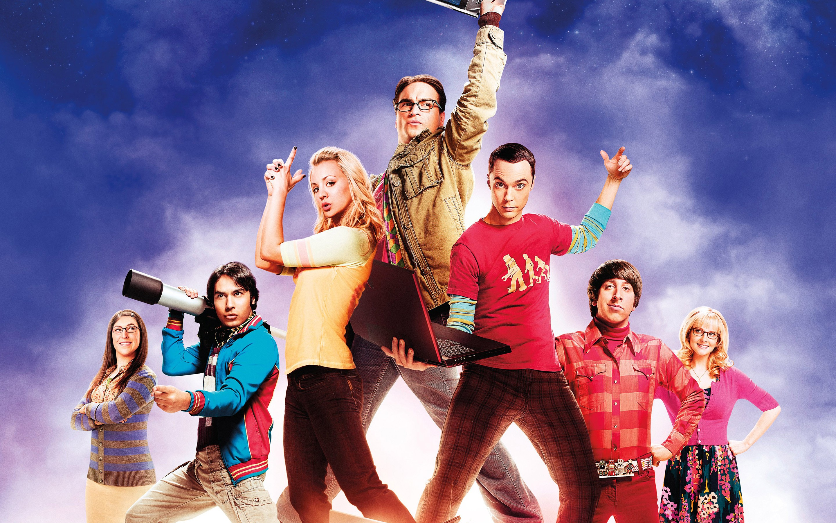 The Big Bang Theory 4 Wallpaper  Tv Shows HD Wallpapers