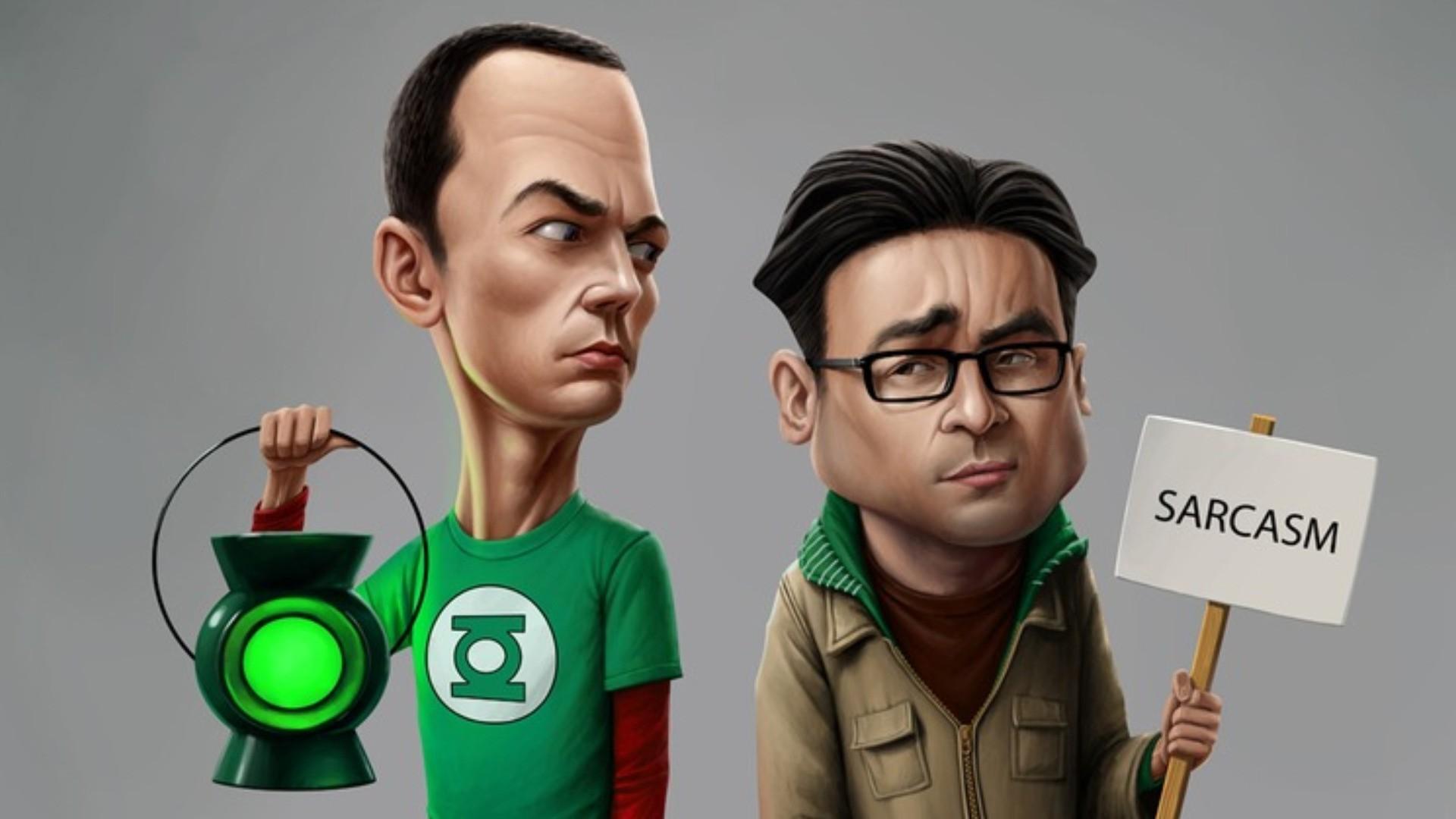 The Big Bang Theory Sarcasm