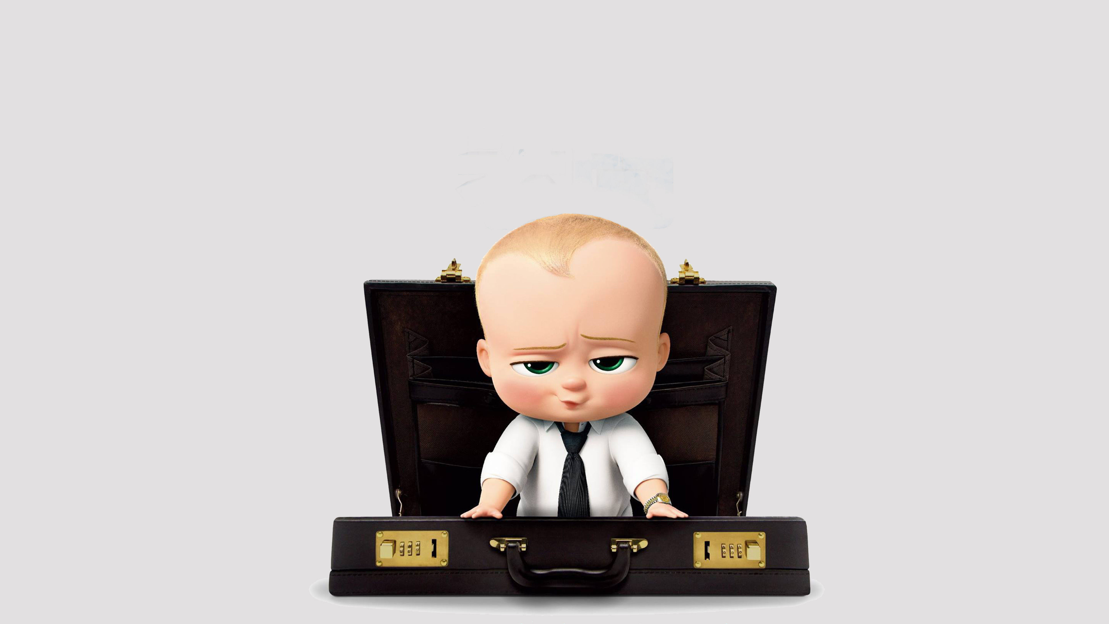 The Boss Baby Animated Movie 2017