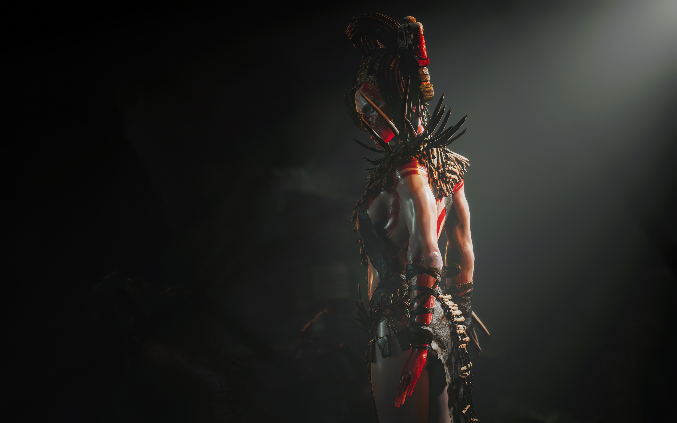 1400x900 The Dark Side Shadow Of The Tomb Raider 1400x900