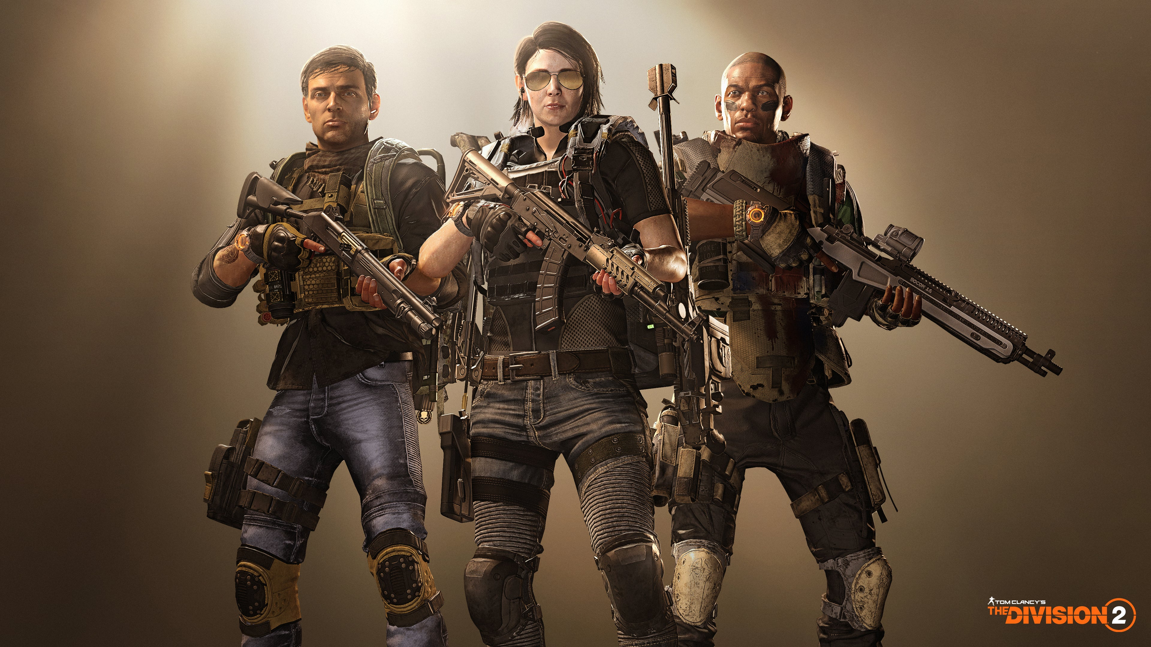 The Division 2 Hard Wired, HD Games, 4k Wallpapers, Images ...