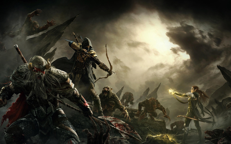 The Elder Scrolls Online Game Hd Games 4k Wallpapers