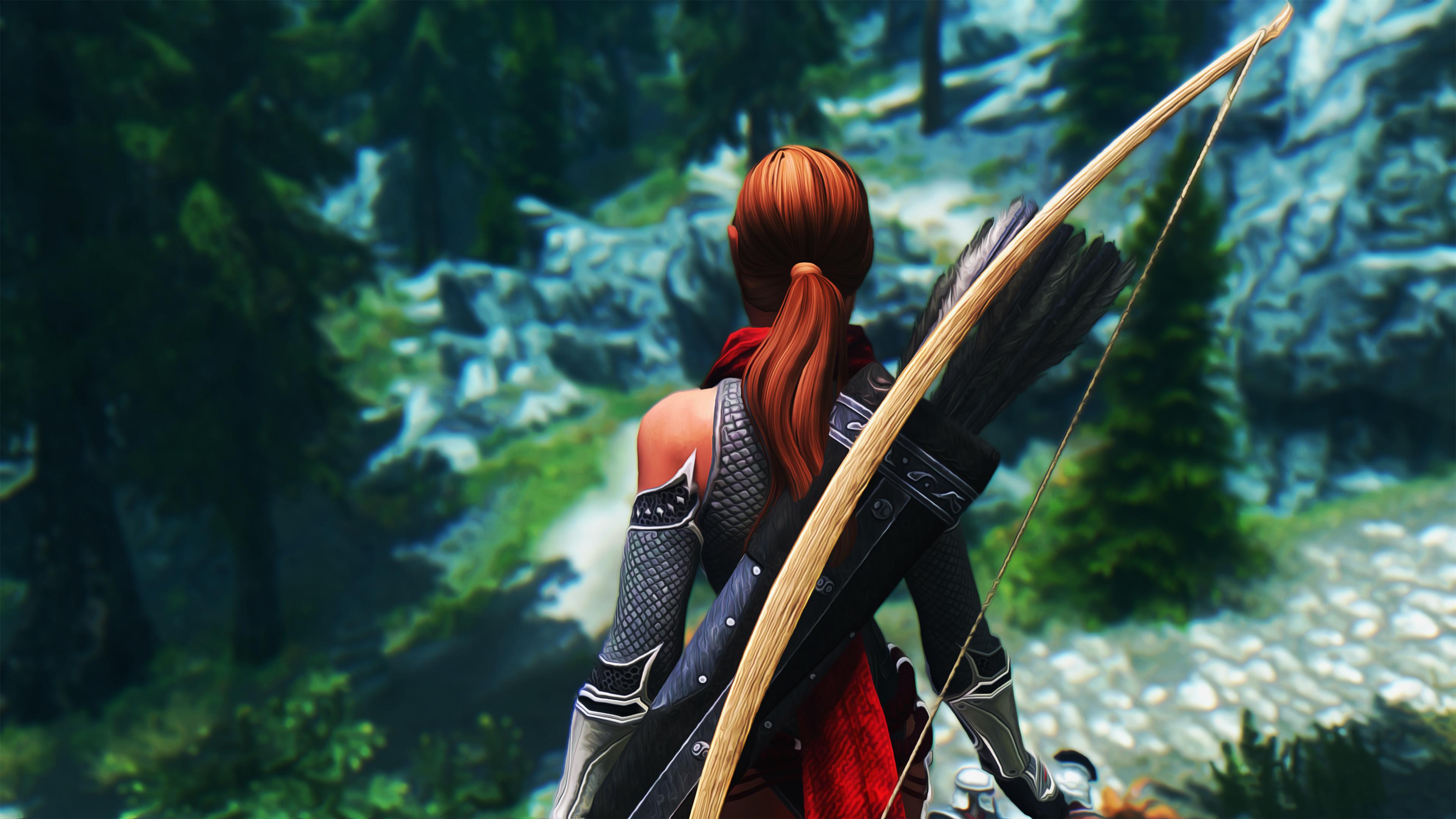 The Elder Scrolls V Skyrim, HD Games, 4k Wallpapers, Images