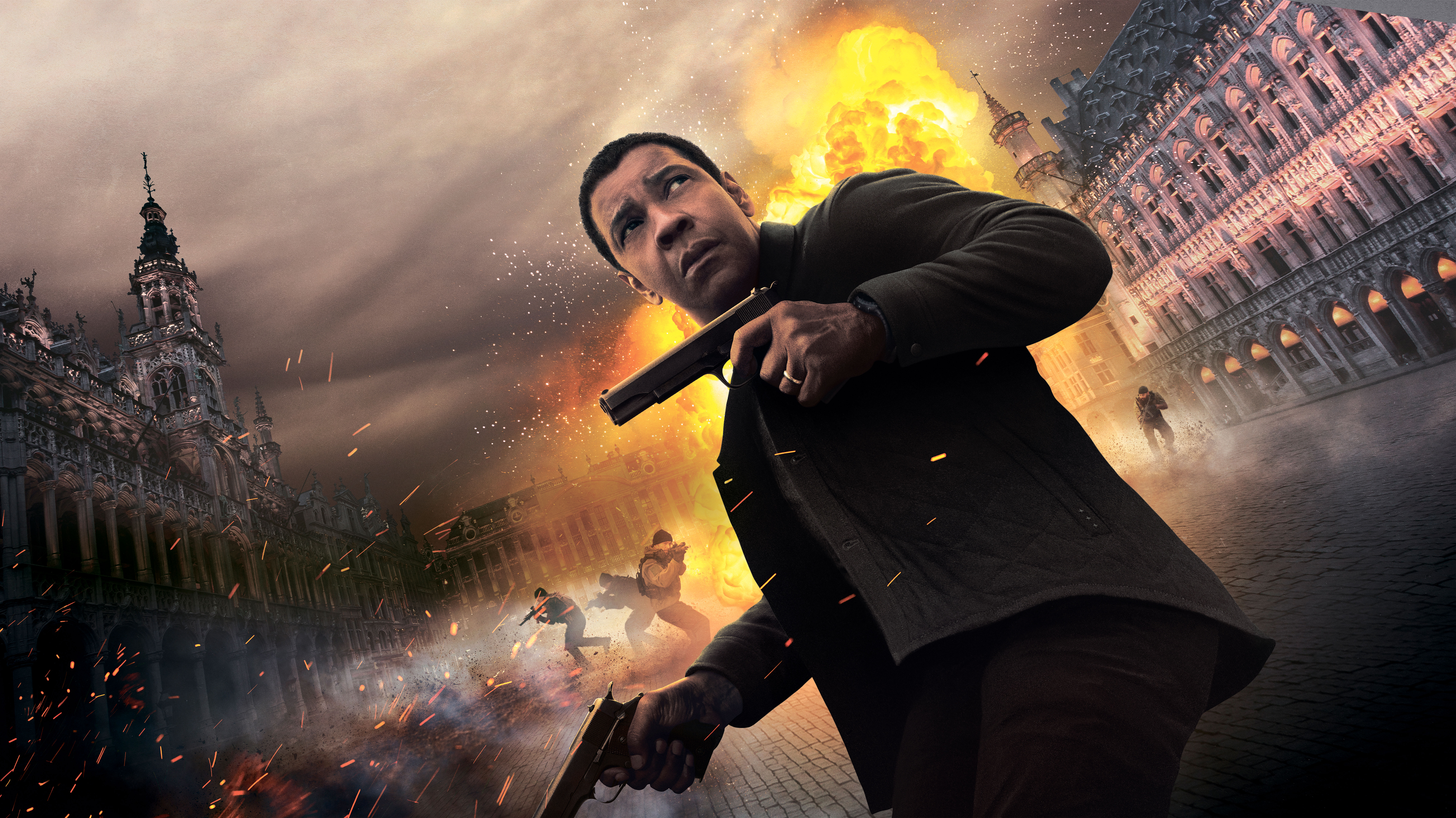 The Equalizer 2 10k Movie Hd Movies 4k Wallpapers Images