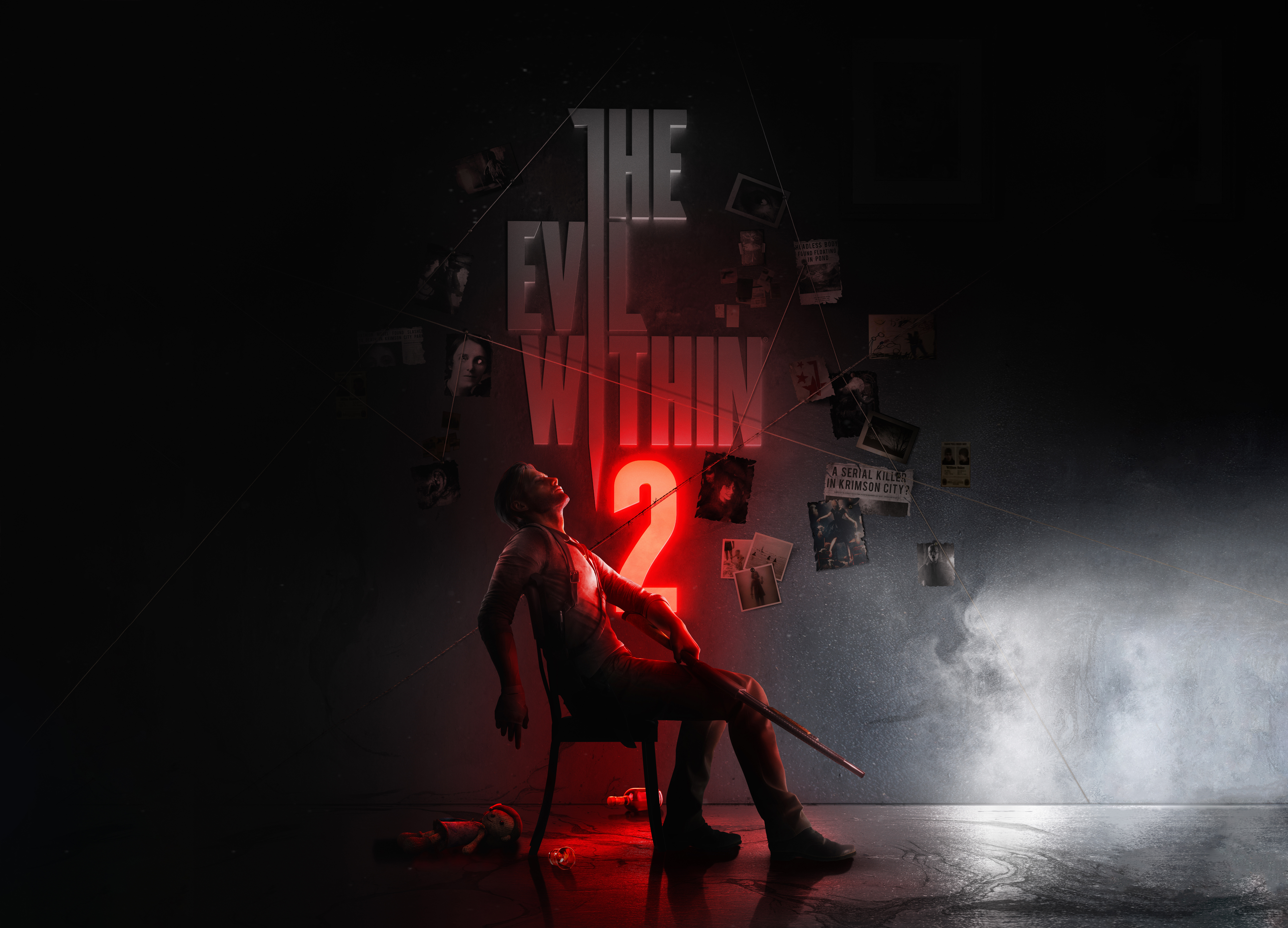 The Evil Within Wallpapers Or Desktop Backgrounds: The Evil Within 2 8k, HD Games, 4k Wallpapers, Images