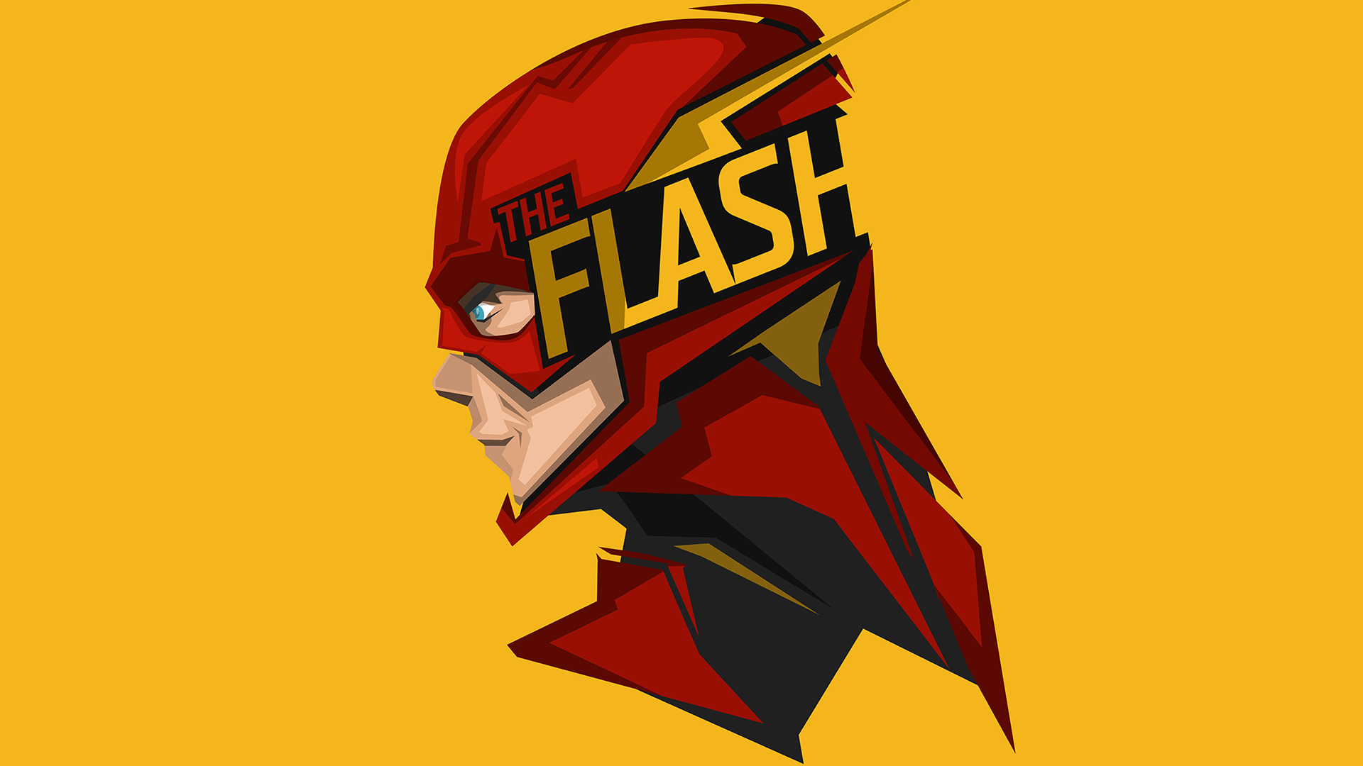 The flash abstract art hd superheroes 4k wallpapers - Flash wallpaper hd 1080p ...