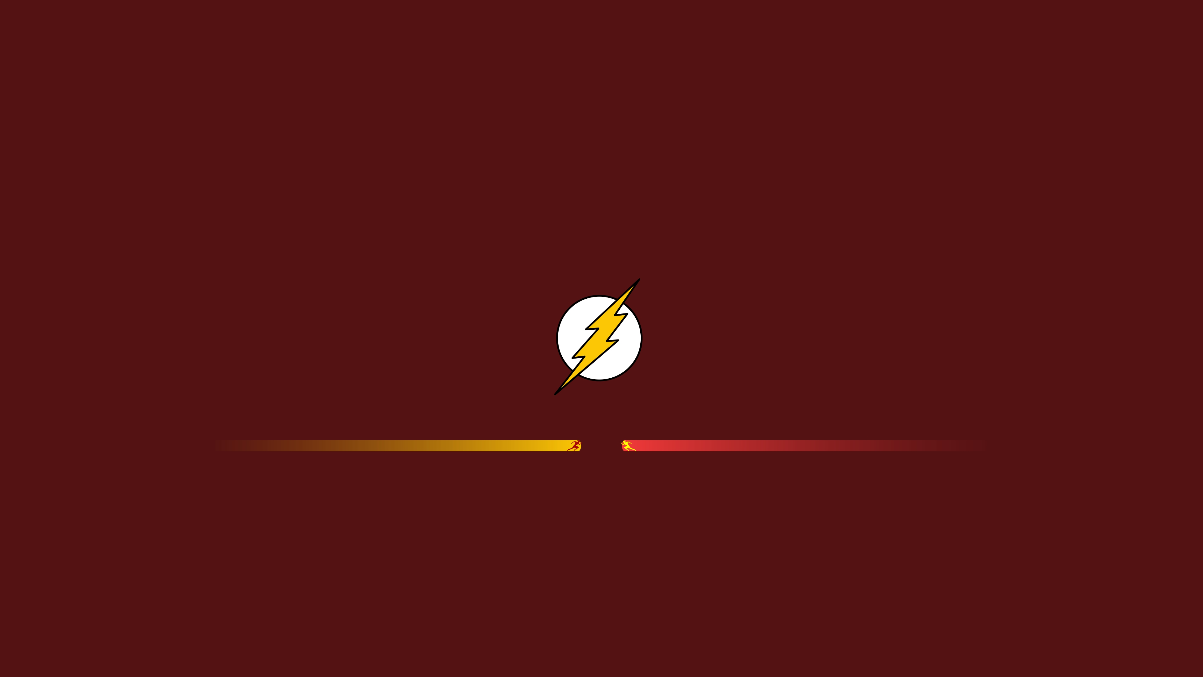 750x1334 The Flash And Reverse Flash Minimalism Iphone 6 Iphone 6s