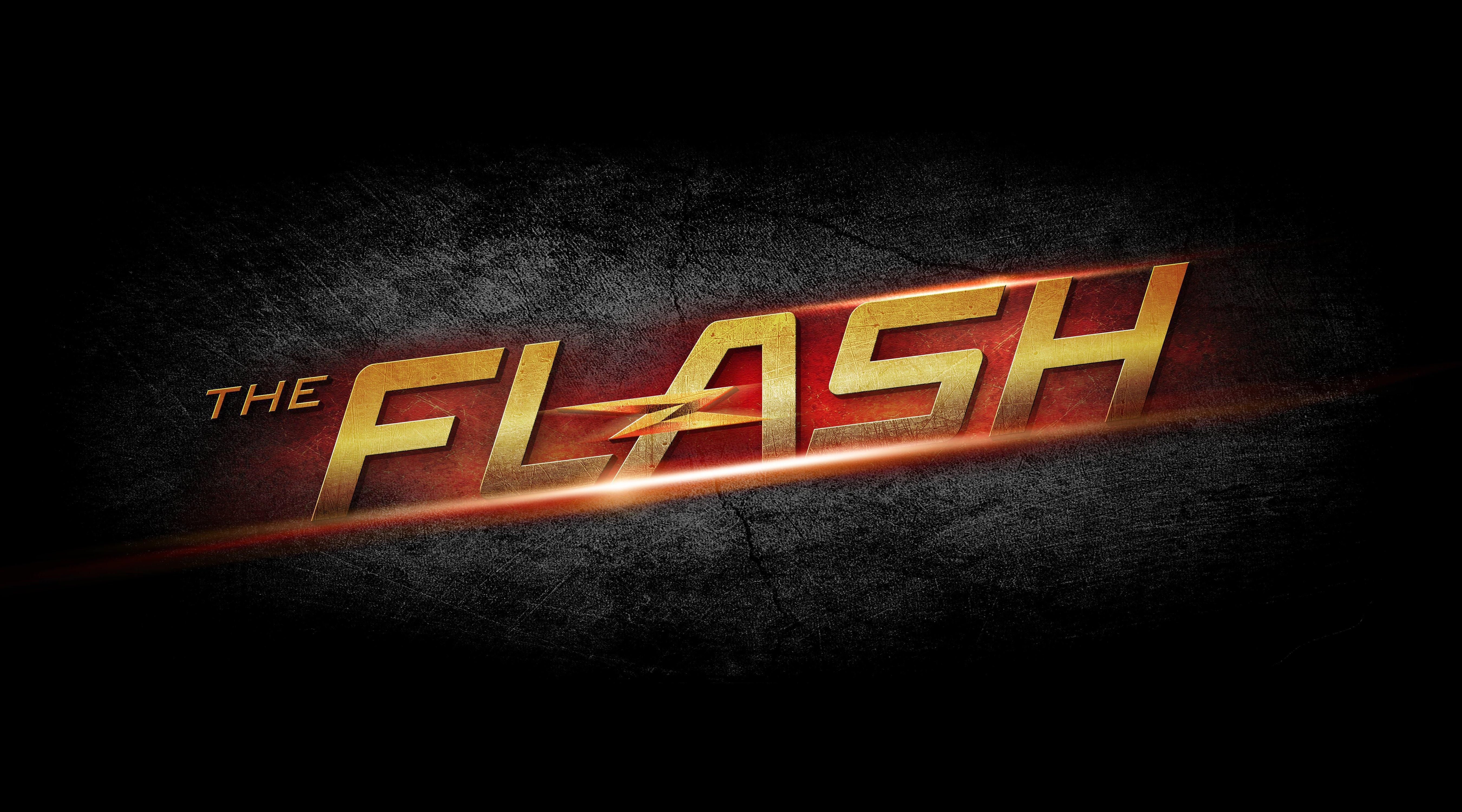 The Flash HD Logo
