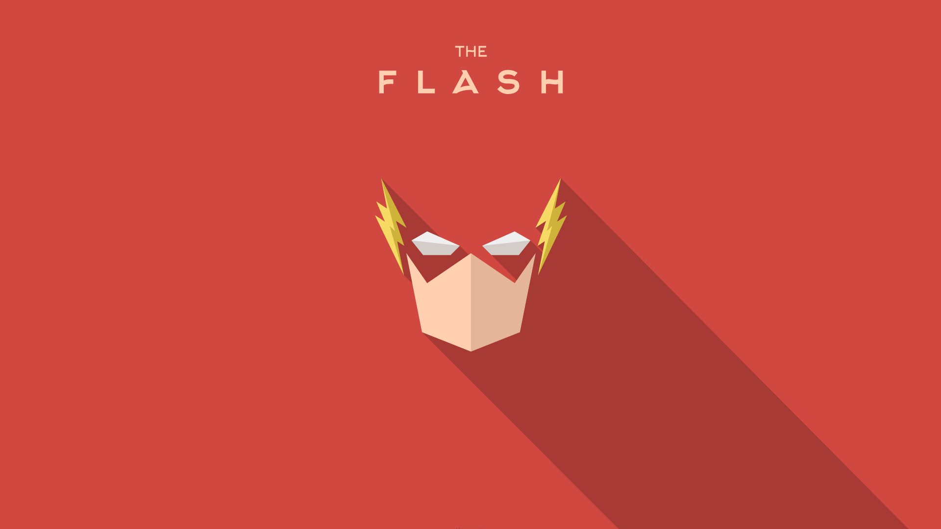 The Flash Simple Minimalism