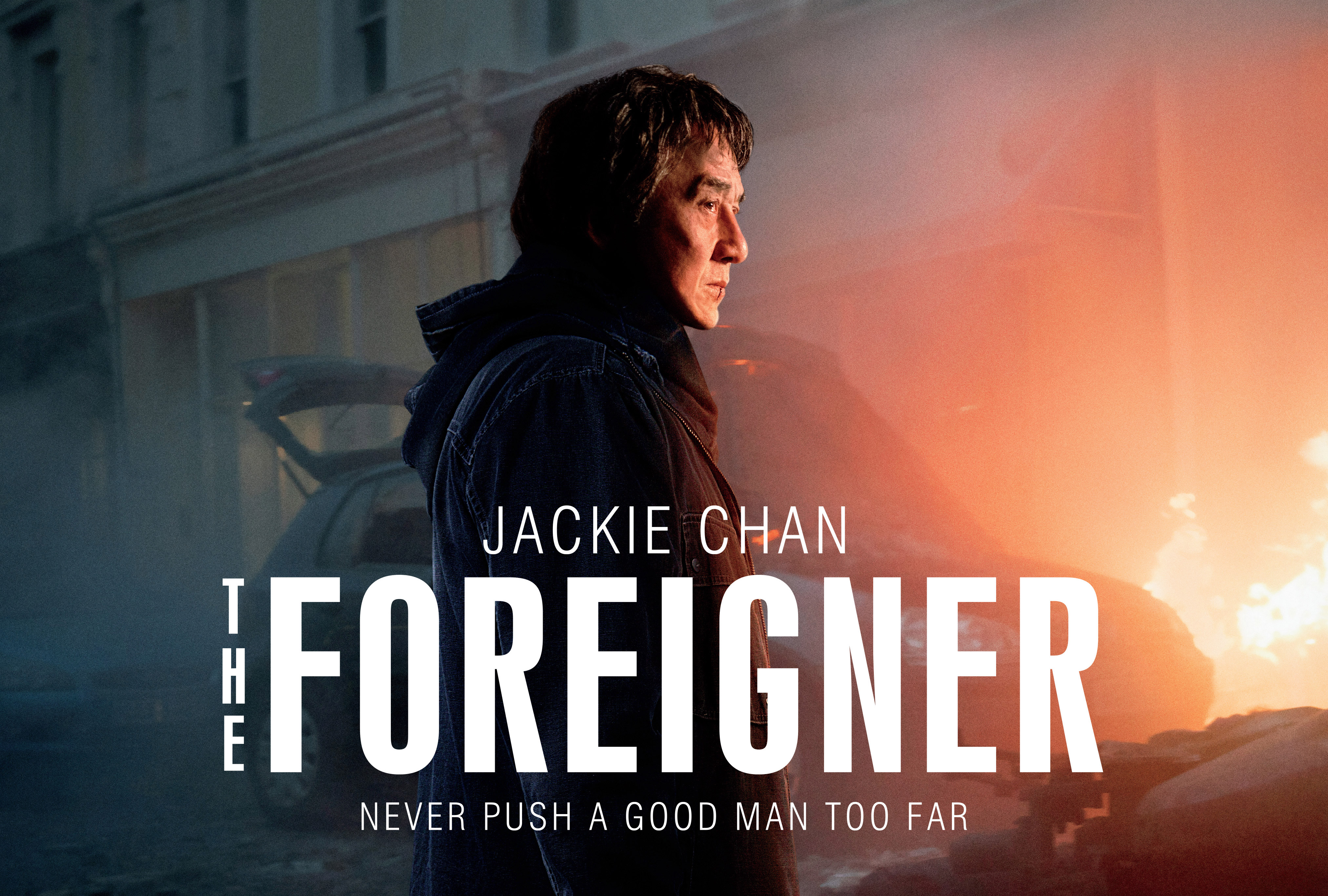 The Foreigner Jackie C...