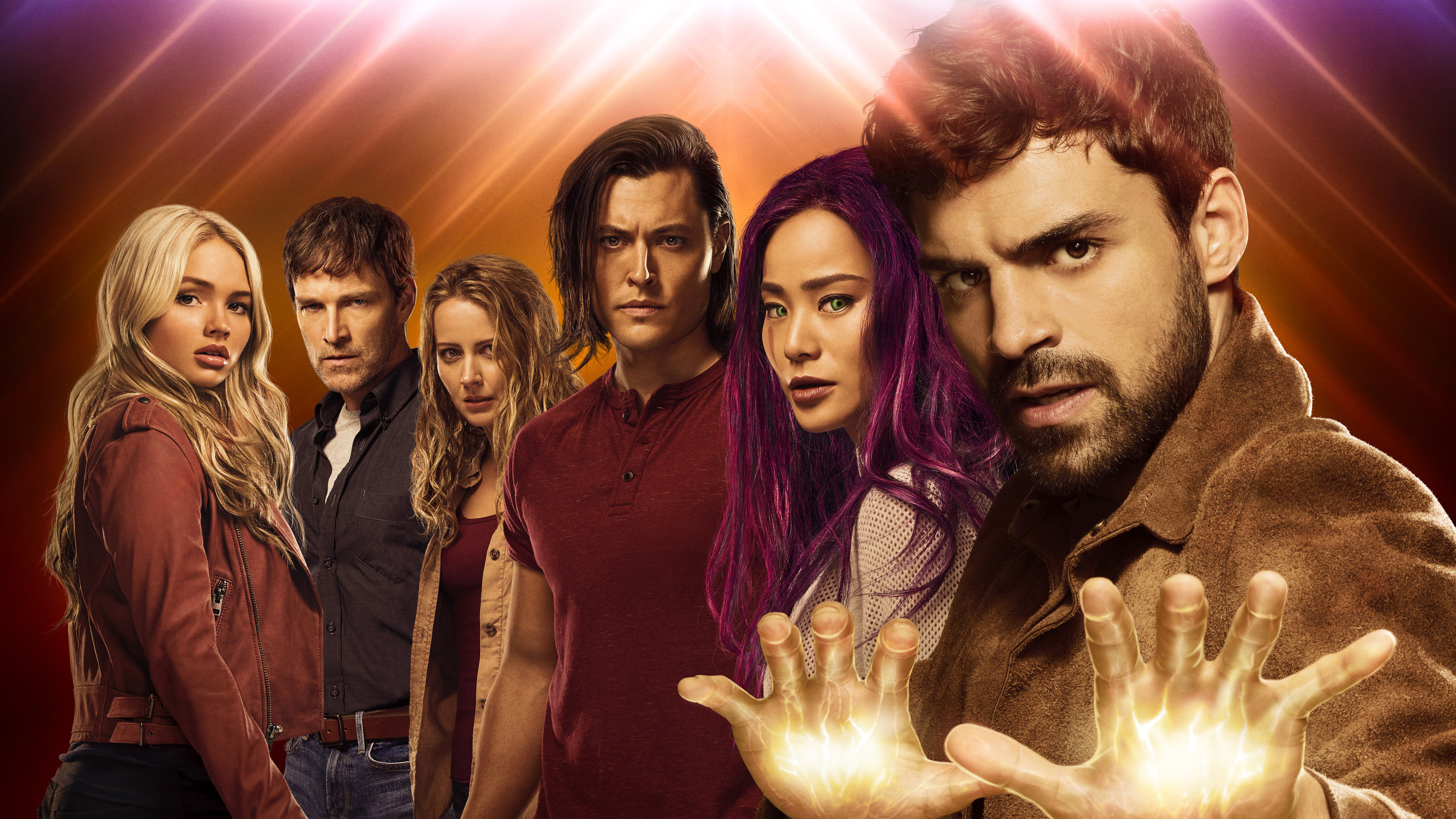 The gifted tv series 4k hd tv shows 4k wallpapers - Tv series wallpaper 4k ...
