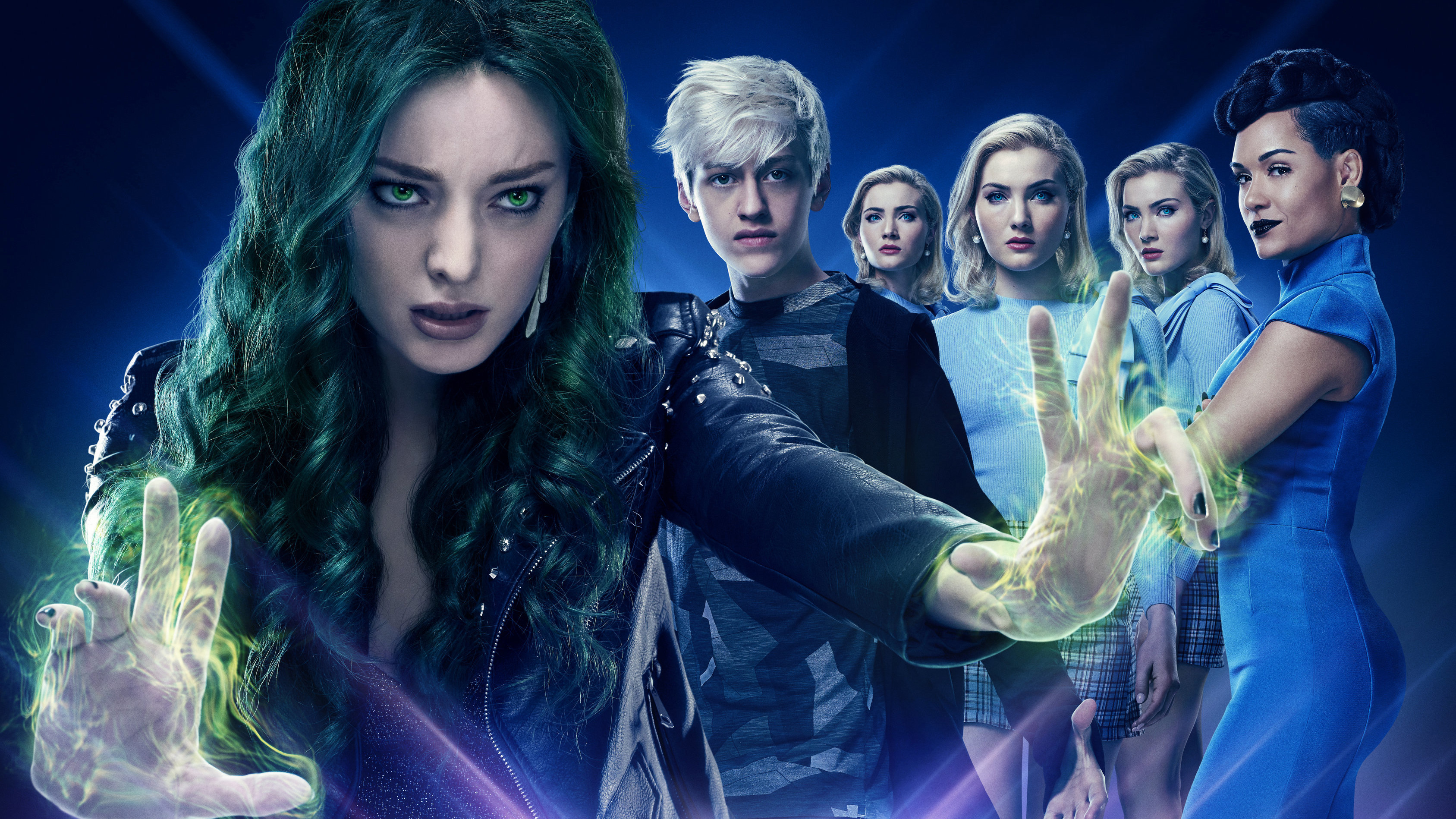 The gifted tv show 4k hd tv shows 4k wallpapers images - Tv series wallpaper 4k ...