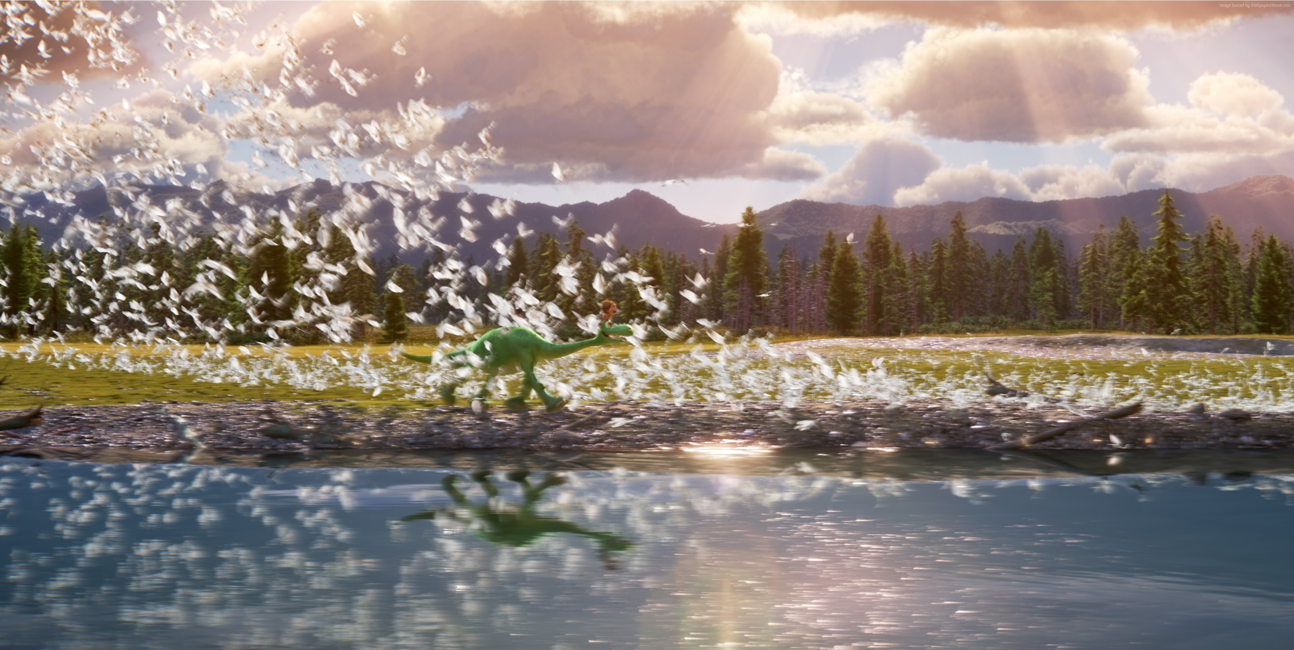The Good Dinosaur 4, HD Movies, 4k Wallpapers, Images