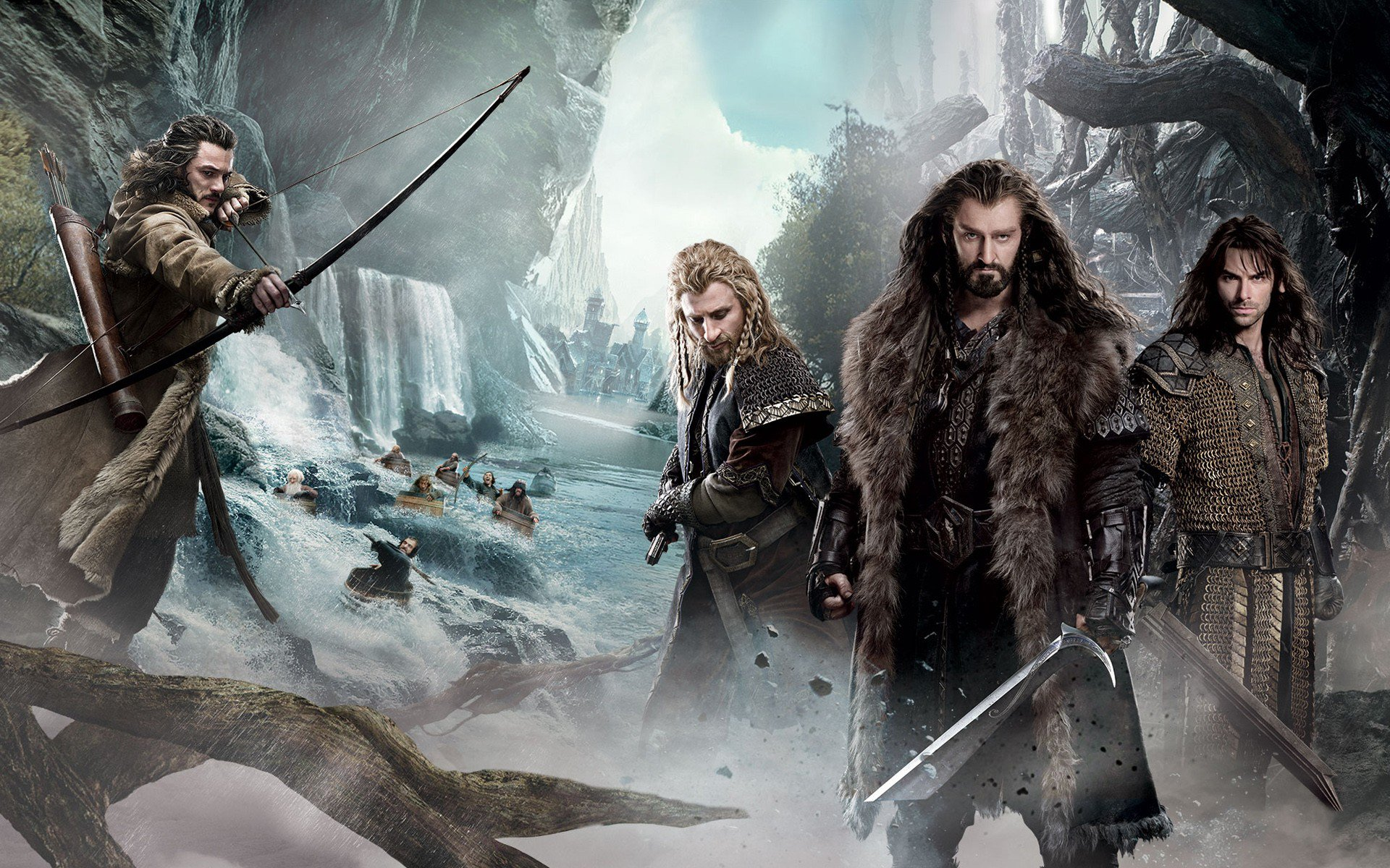 The Hobbit 2 Movie, HD Movies, 4k Wallpapers, Images
