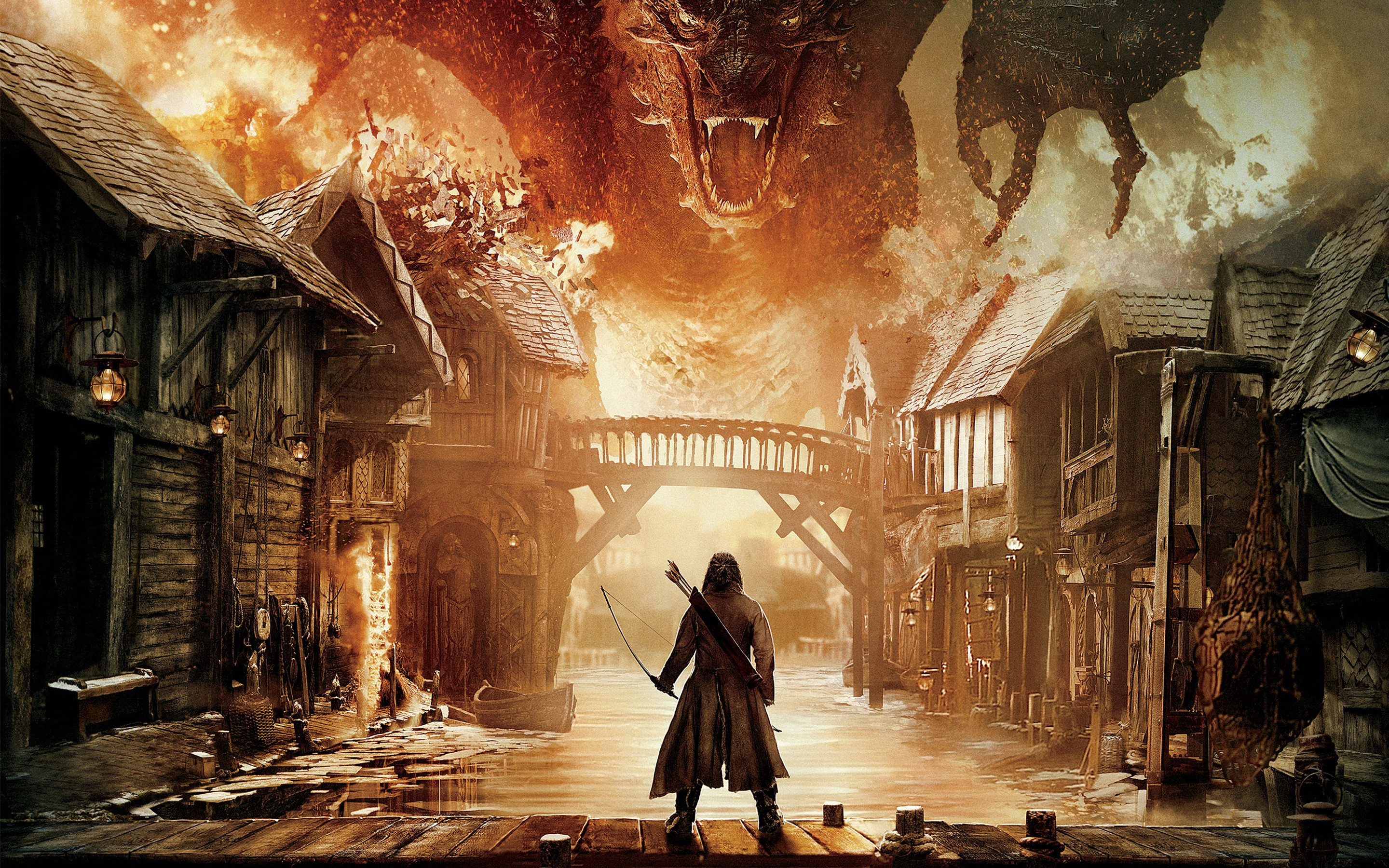 The Hobbit The Battle Of The Five Armies, HD Movies, 4k