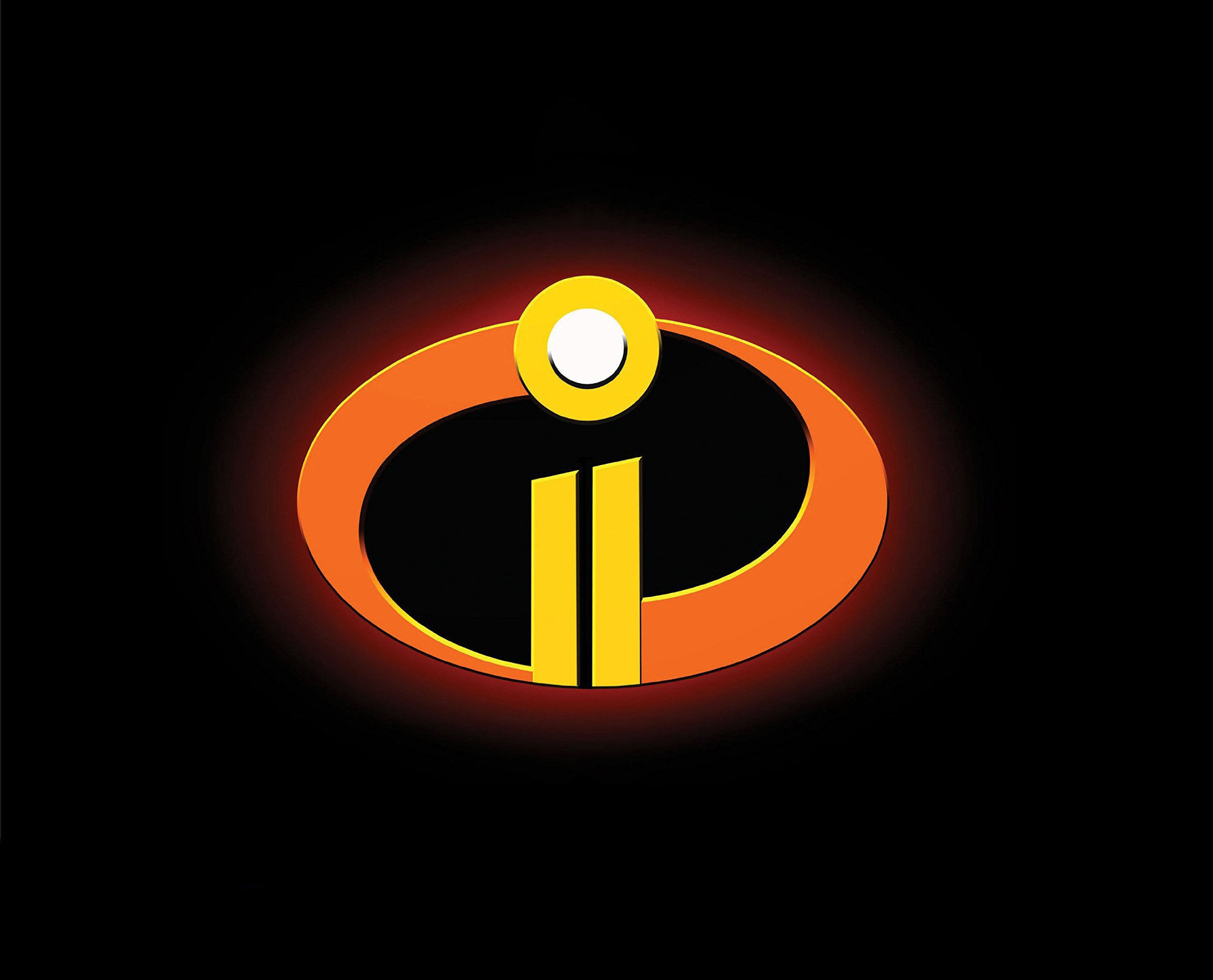 The Incredibles 2 Logo, HD Movies, 4k Wallpapers, Images ...