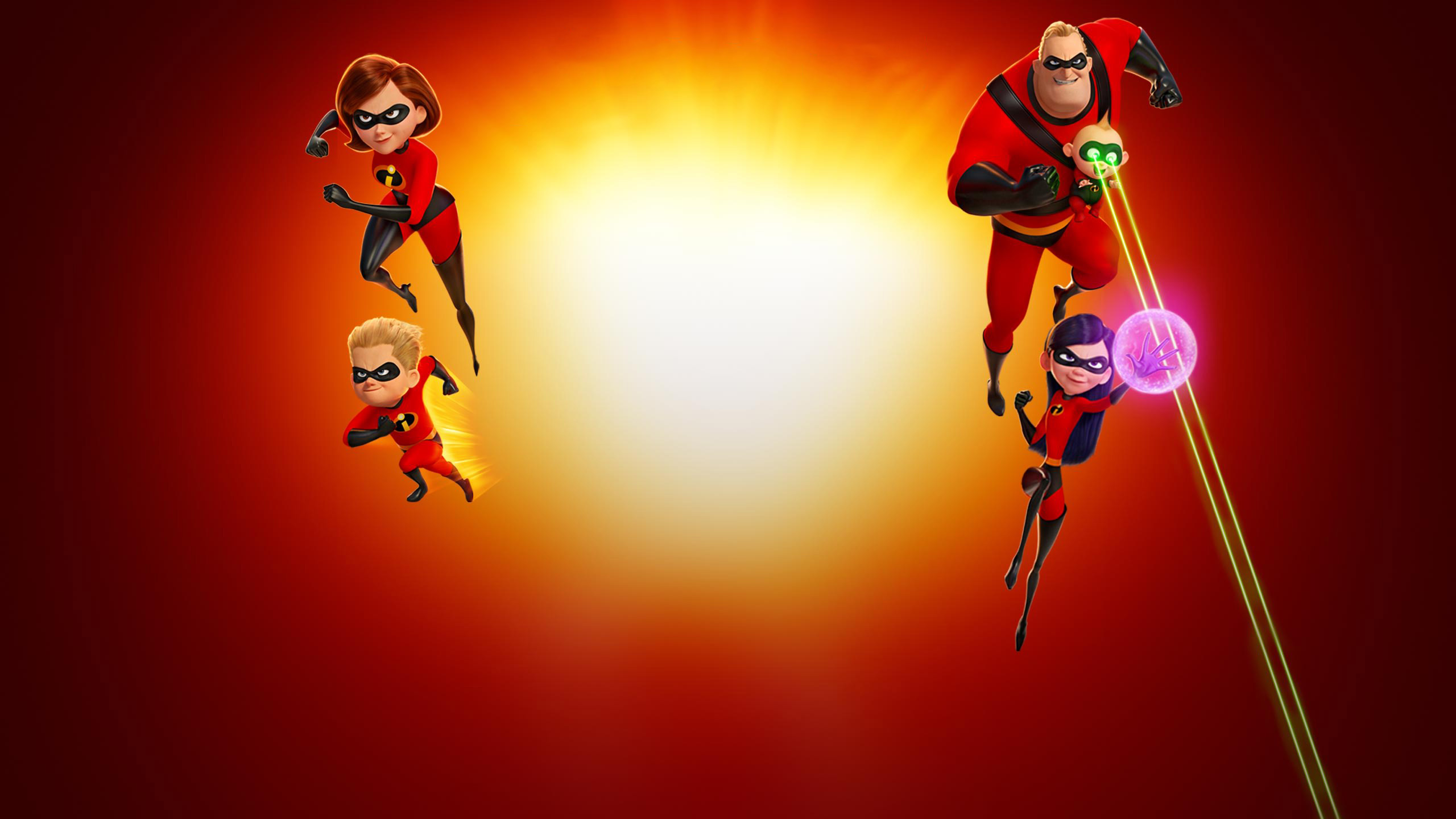 Incredible Ii Wallpaper Free: The Incredibles 2 Movie Poster, HD Movies, 4k Wallpapers