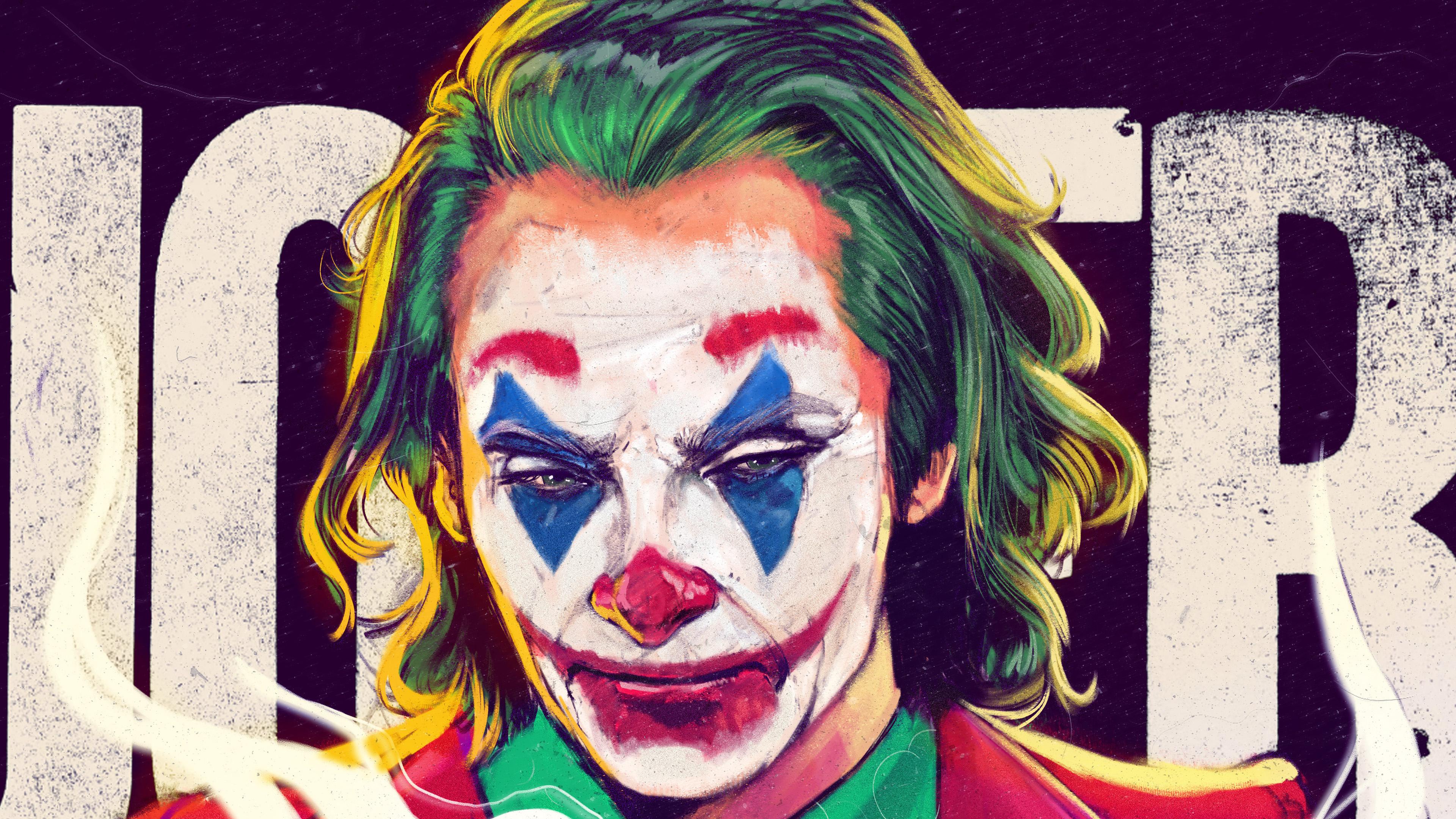 The Joker 4k Joaquin Phoenix Hd Superheroes 4k Wallpapers