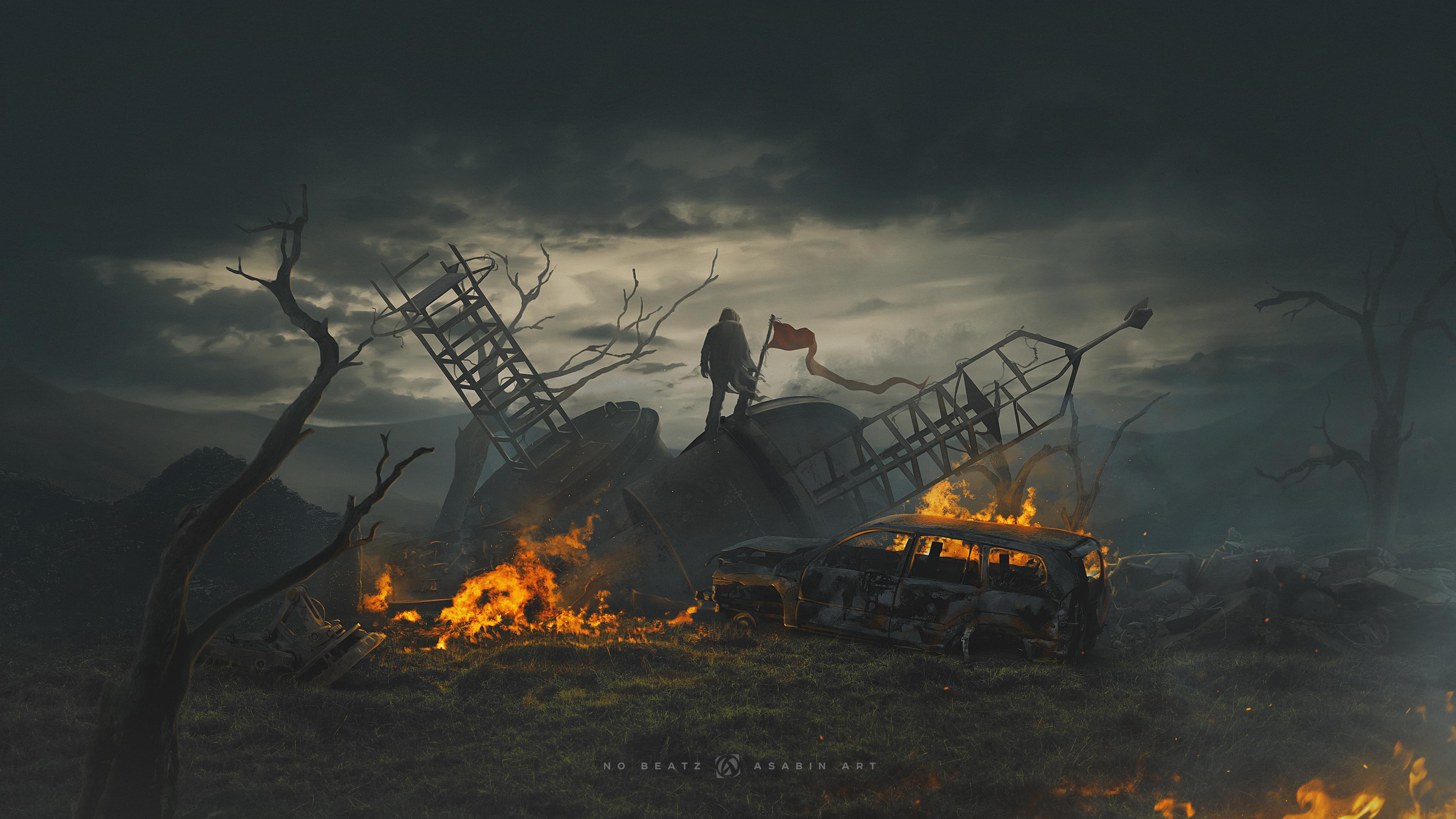 The Last Frontier 4k, HD Artist, 4k Wallpapers, Images ...