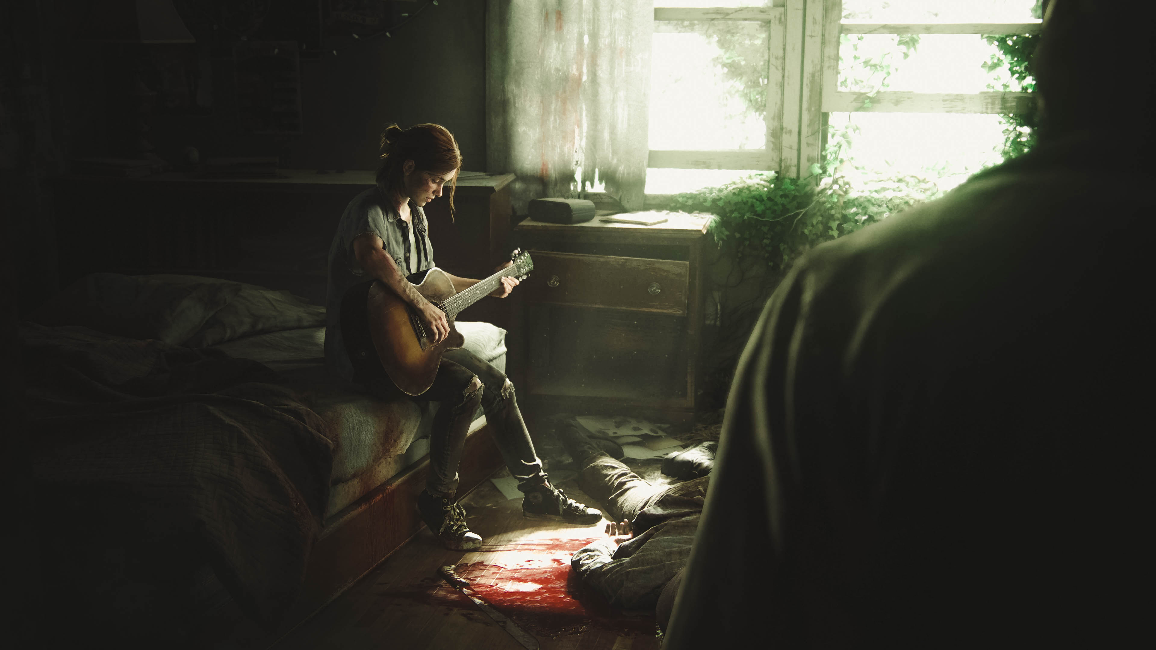 The Last Of Us Part II, HD Games, 4k Wallpapers, Images ...