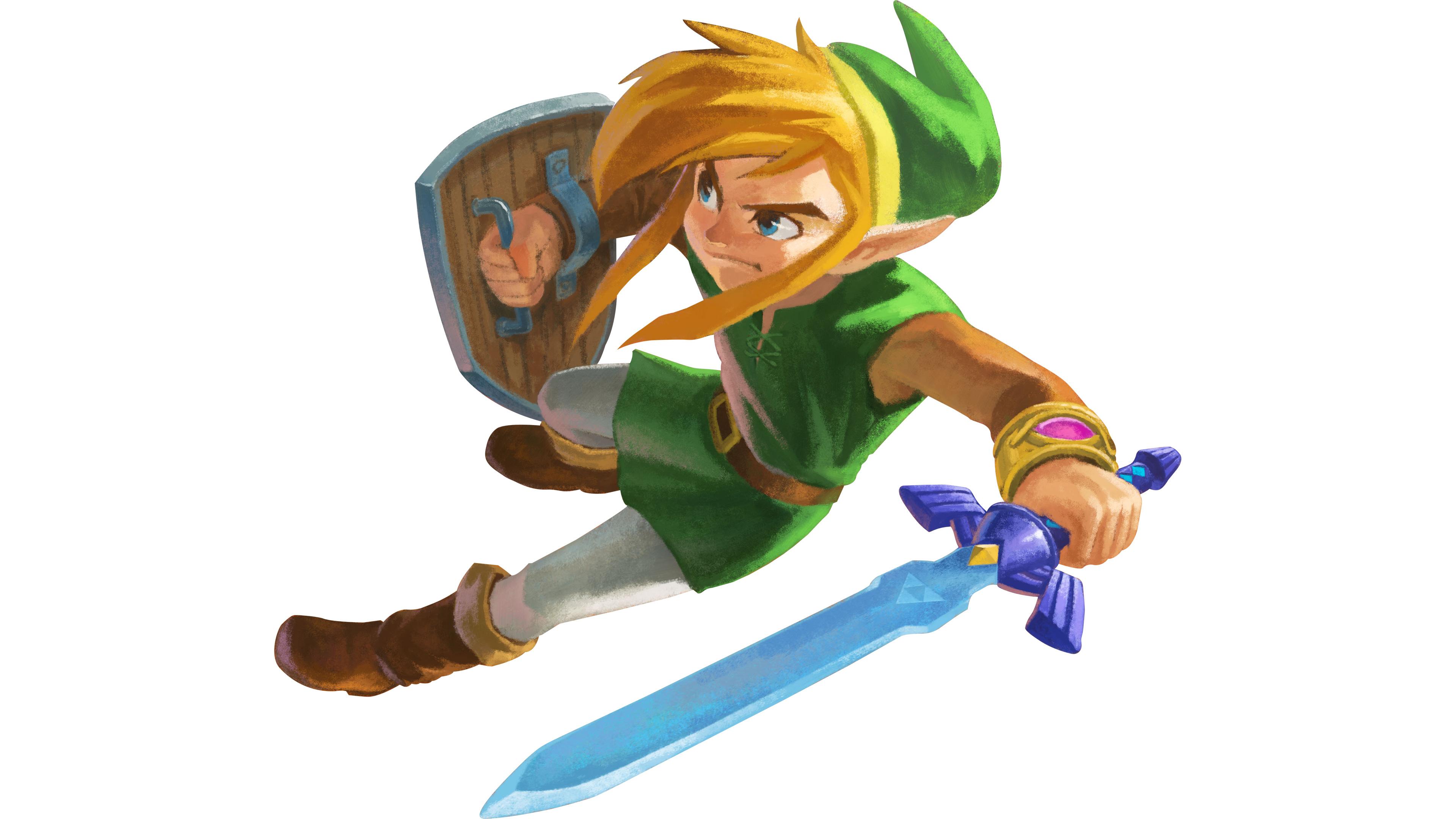 The Legend Of Zelda A Link Between Worlds Hd Games 4k Wallpapers