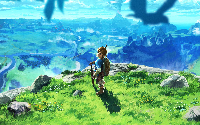 The Legend Of Zelda Breath Wilk