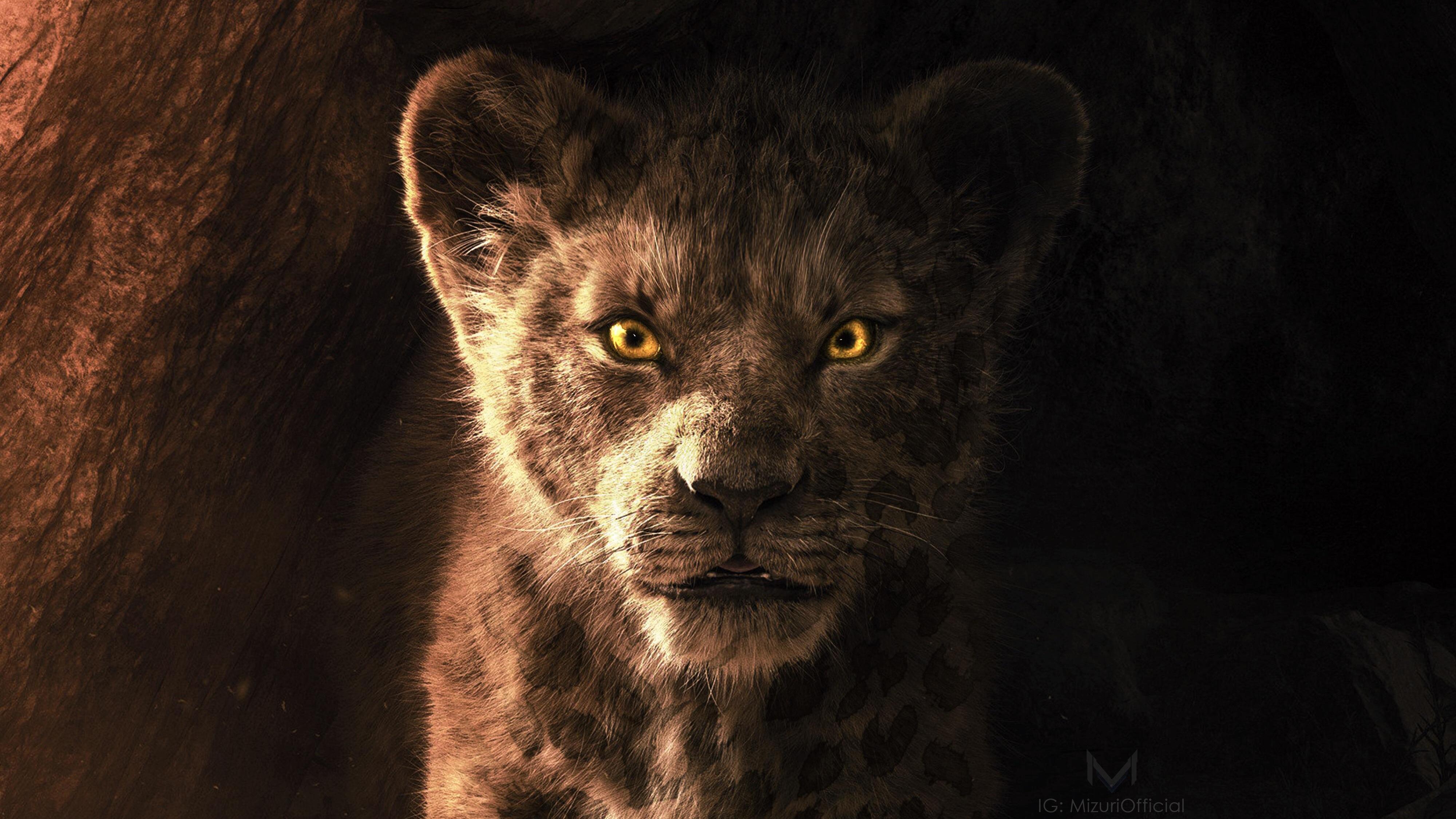 1600x900 The Lion King Simba 1600x900 Resolution Hd 4k Wallpapers