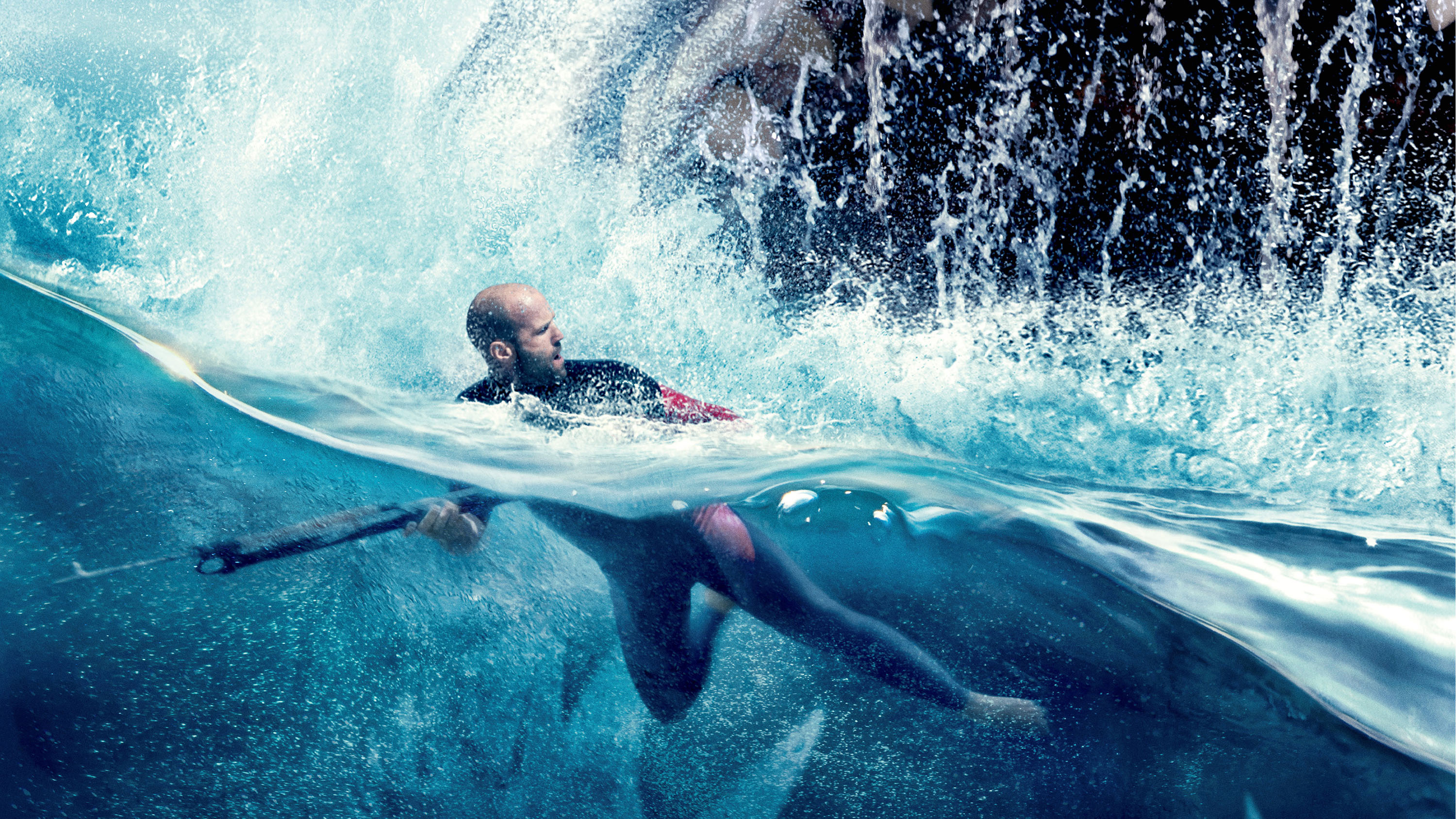 The Meg Movie Poster, HD Movies, 4k Wallpapers, Images ...