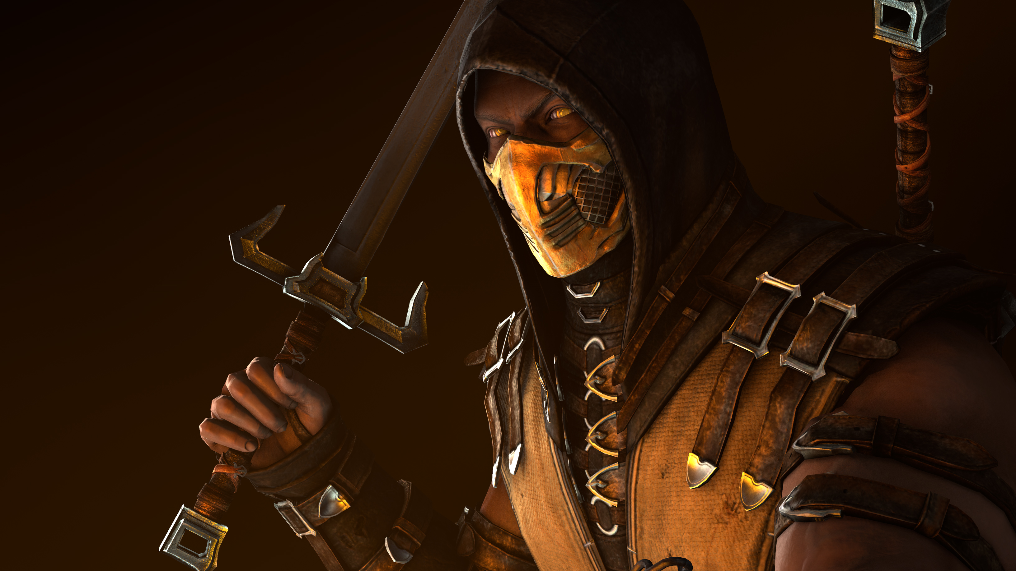 The Ninja From Hell Hd Games 4k Wallpapers Images