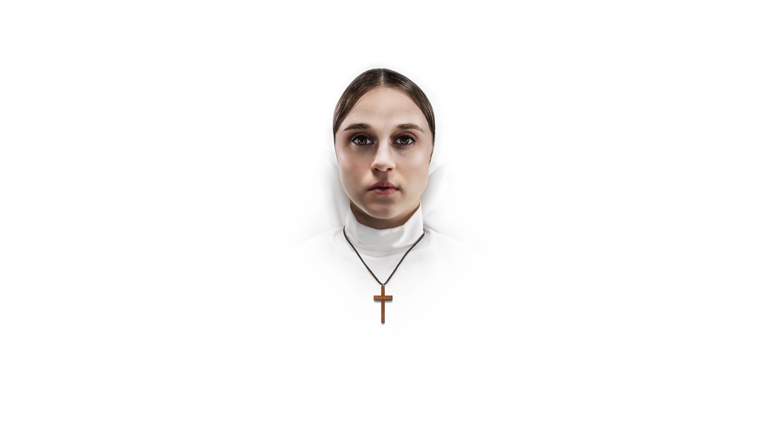 1366x768 The Nun Movie Key Art 1366x768 Resolution Hd 4k