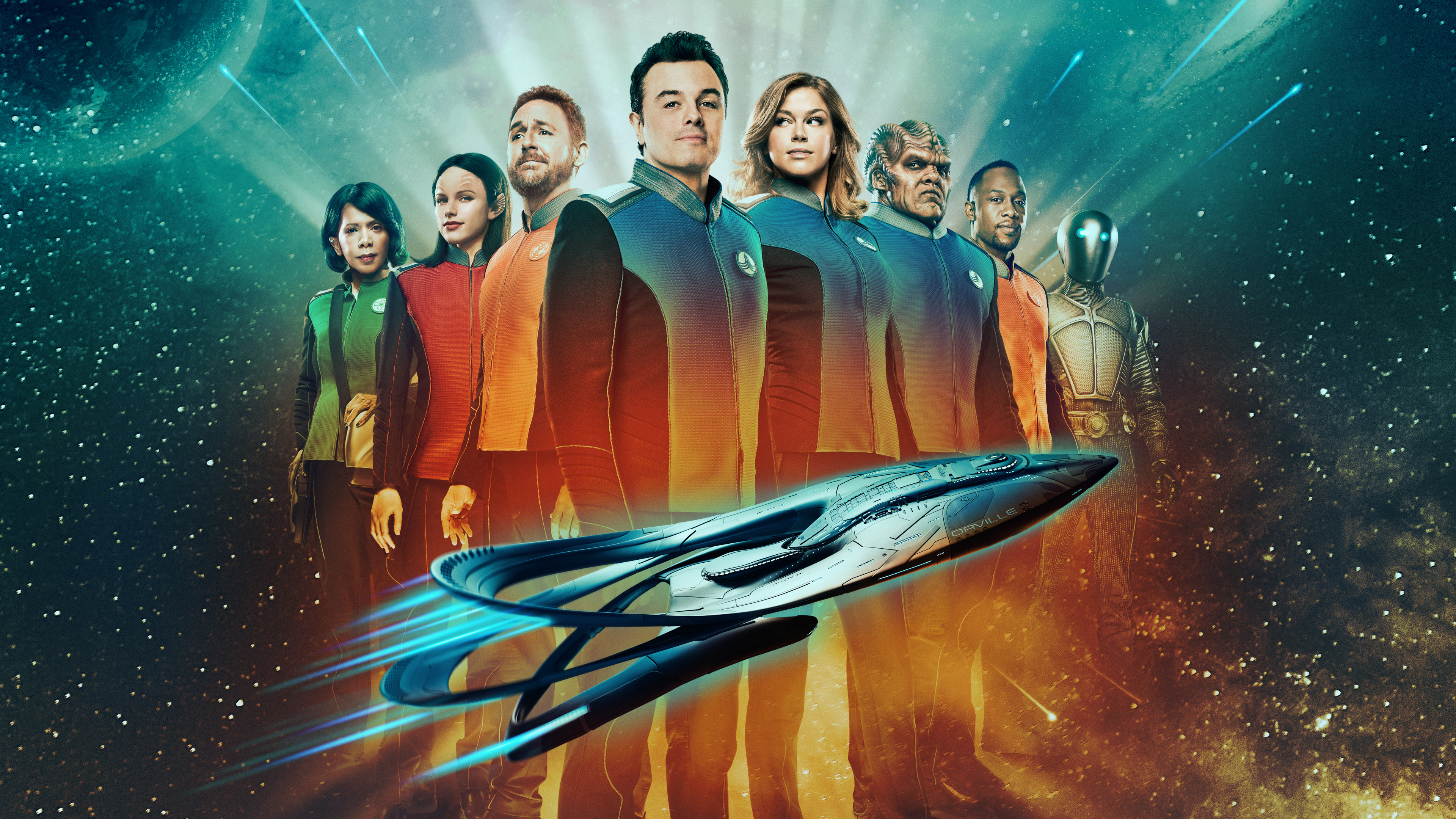 The Orville 4k, HD Tv Shows, 4k Wallpapers, Images