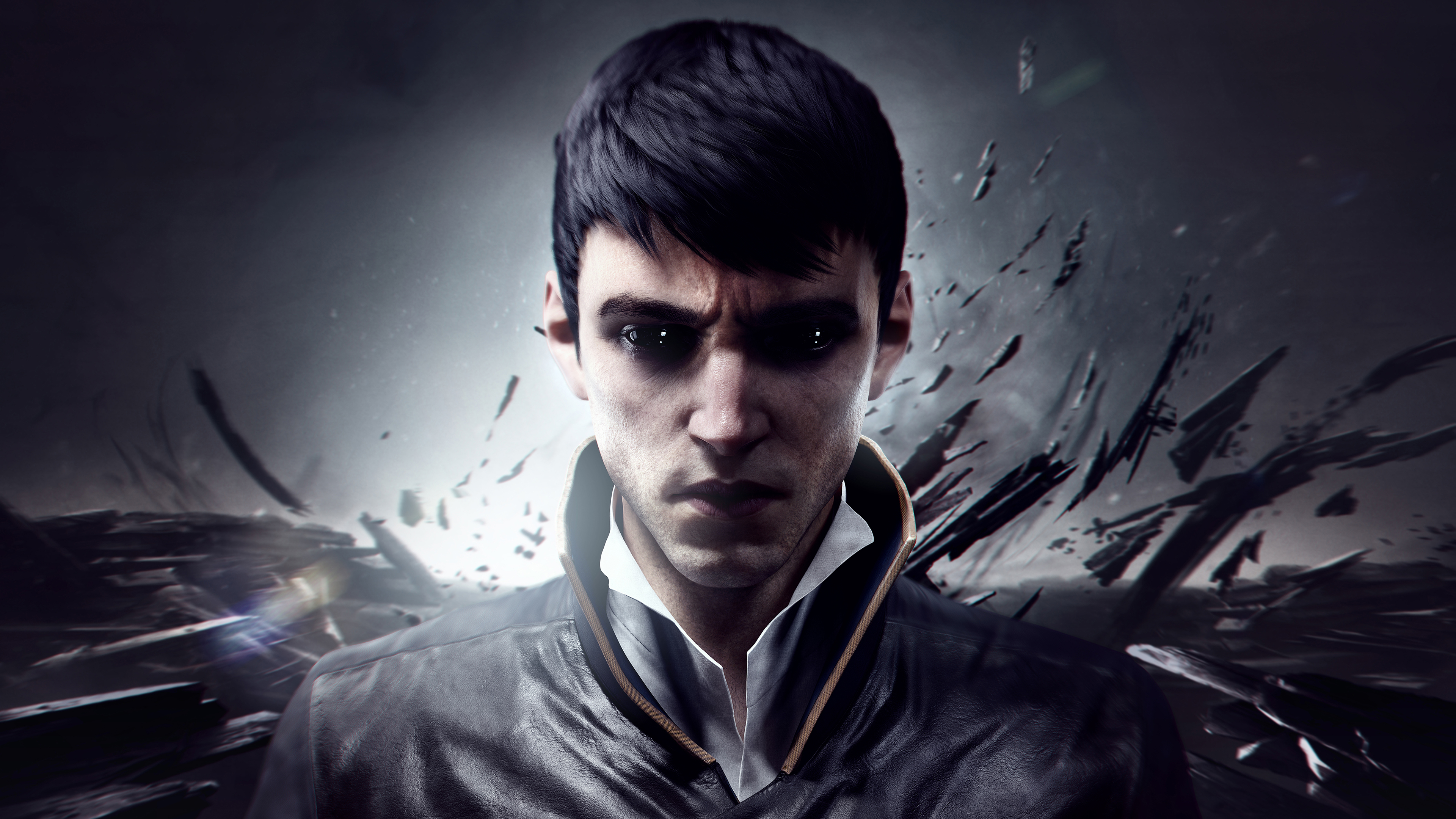 Dishonored Wallpaper 4k: The Outsider Dishonored 2 4k, HD Games, 4k Wallpapers