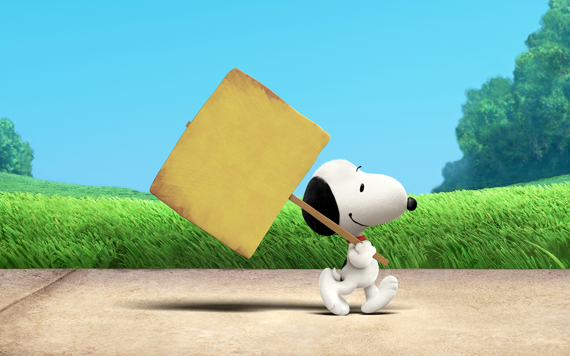The Peanuts Movie 3 Hd Movies 4k Wallpapers Images