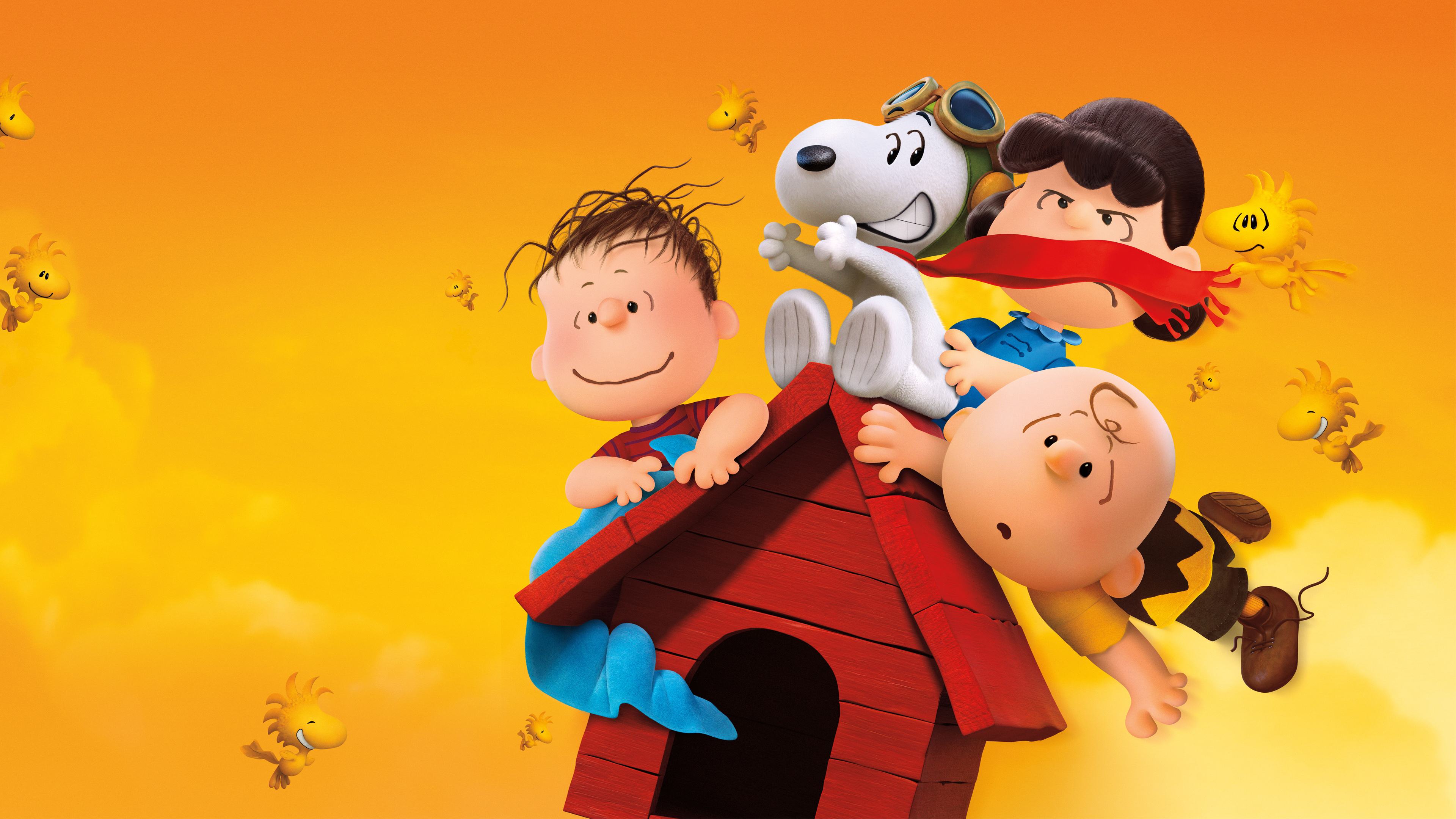 3840x2160 The Peanuts 4k Hd 4k Wallpapers Images Backgrounds
