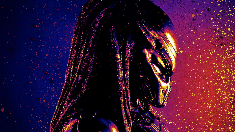 Predator 2018 4k Wallpapers: The Predator 2018 Movie Poster, HD Movies, 4k Wallpapers
