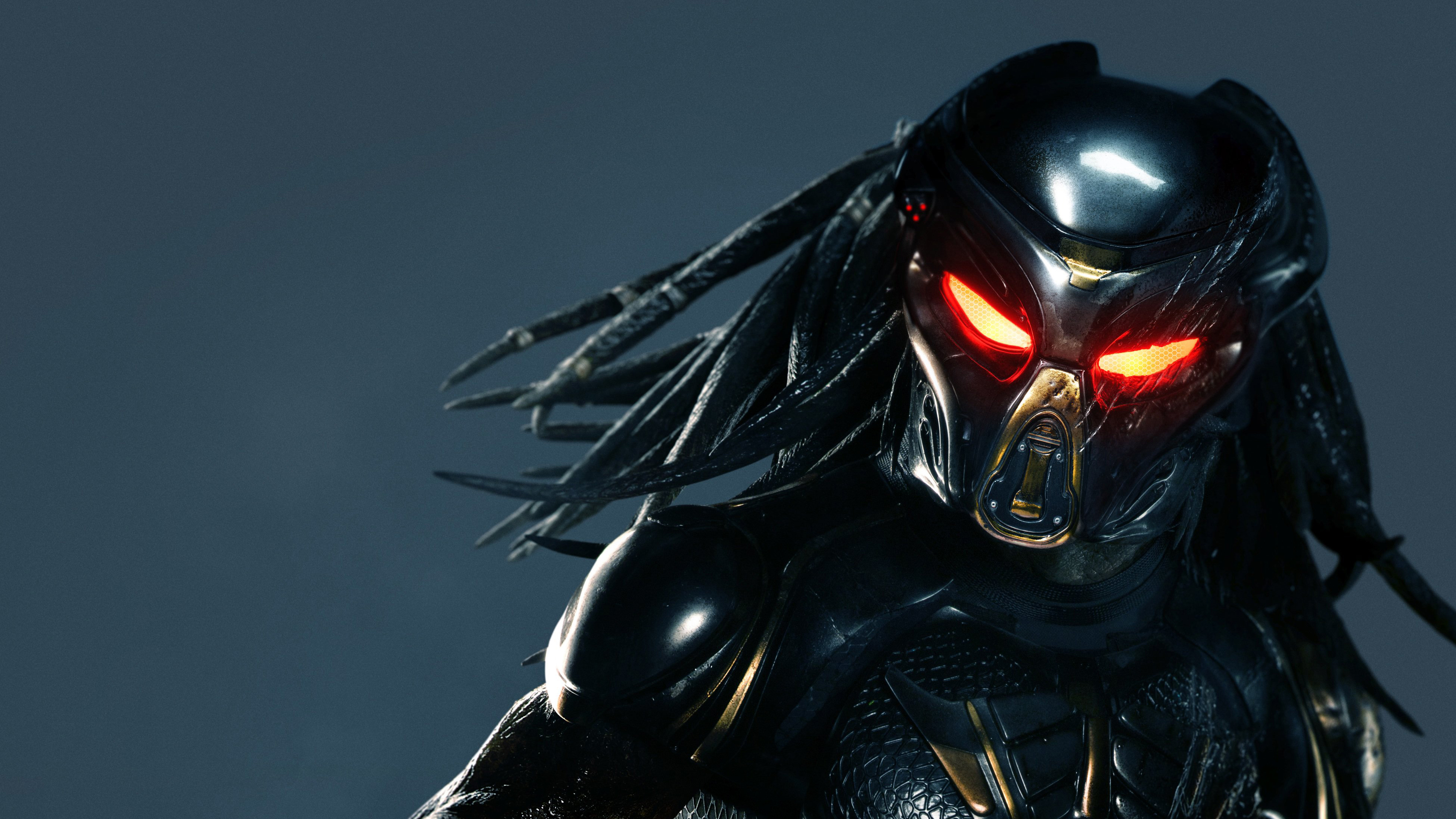 The predator movie 2018 poster hd movies 4k wallpapers - Movie poster wallpaper ...