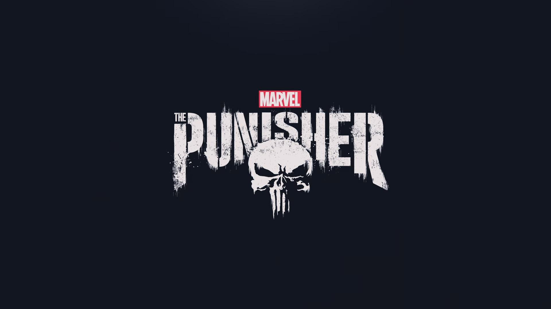 1920x1080 The Punisher 2017 Hd Logo Laptop Full Hd 1080p Hd 4k