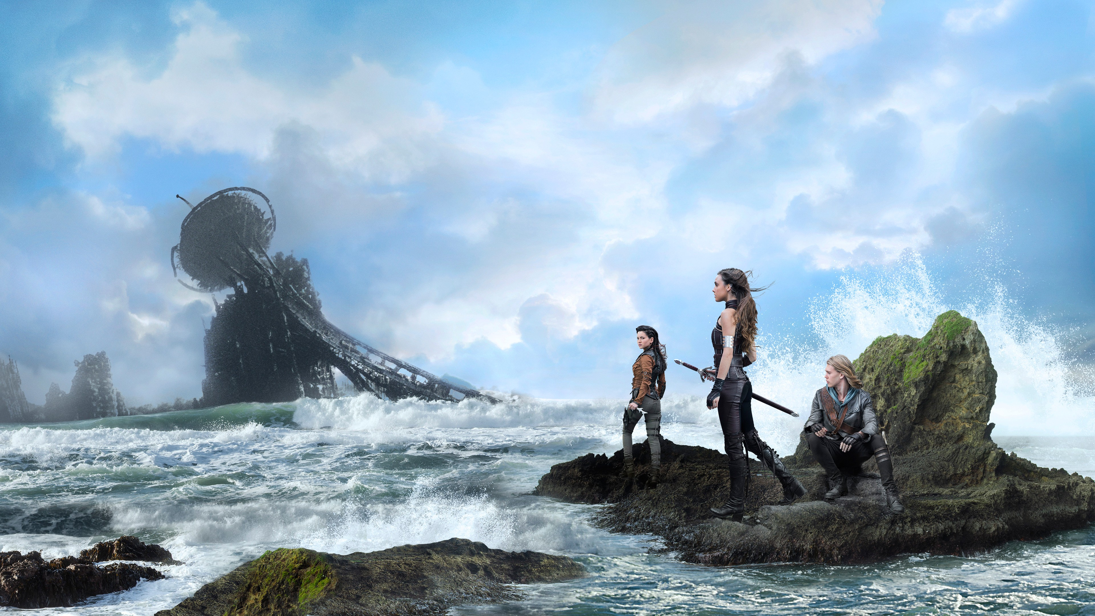 The shannara chronicles hd tv shows 4k wallpapers - Tv series wallpaper 4k ...