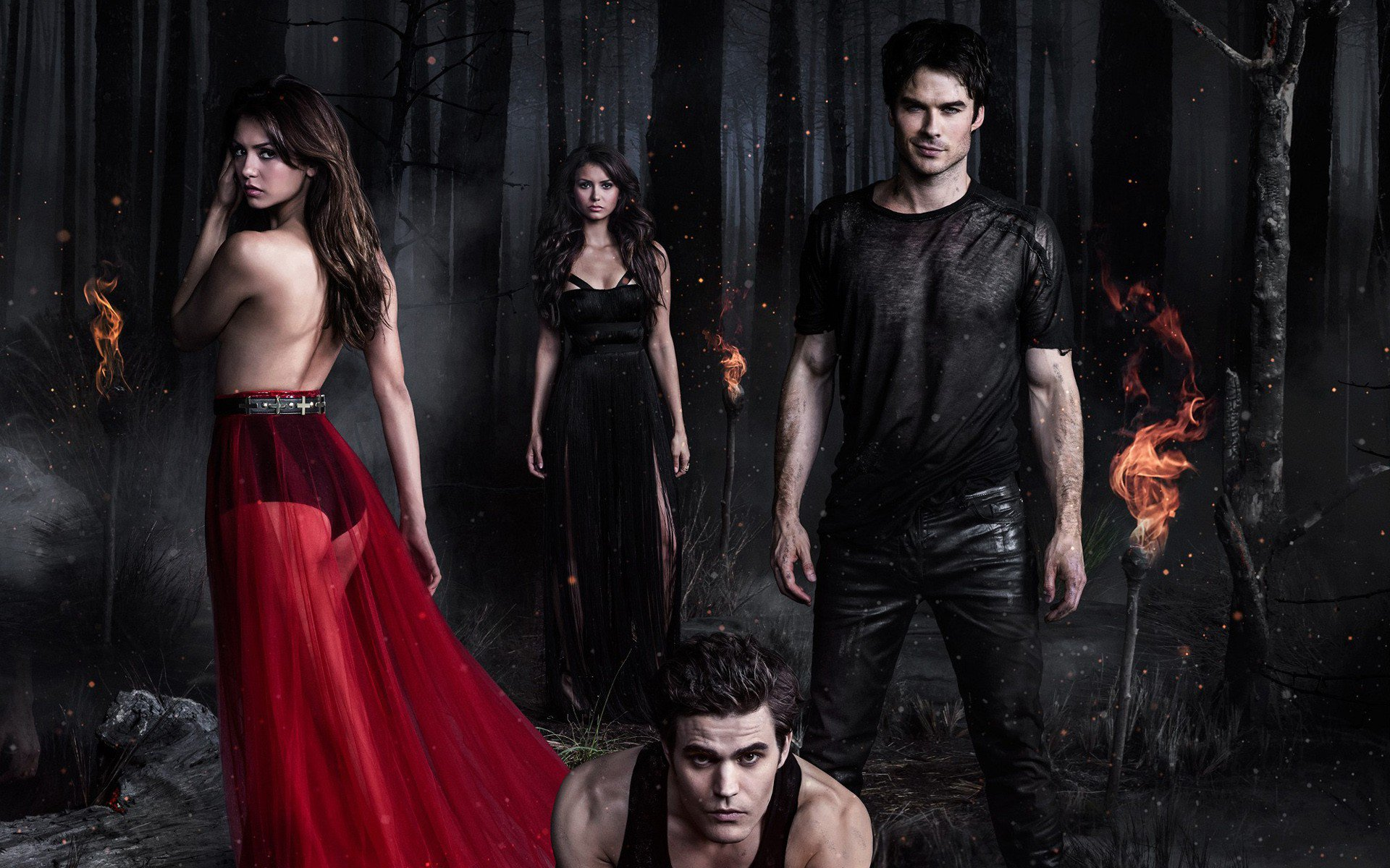 Wallpaper The Vampire Diaries: The Vampire Diaries HD, HD Tv Shows, 4k Wallpapers, Images